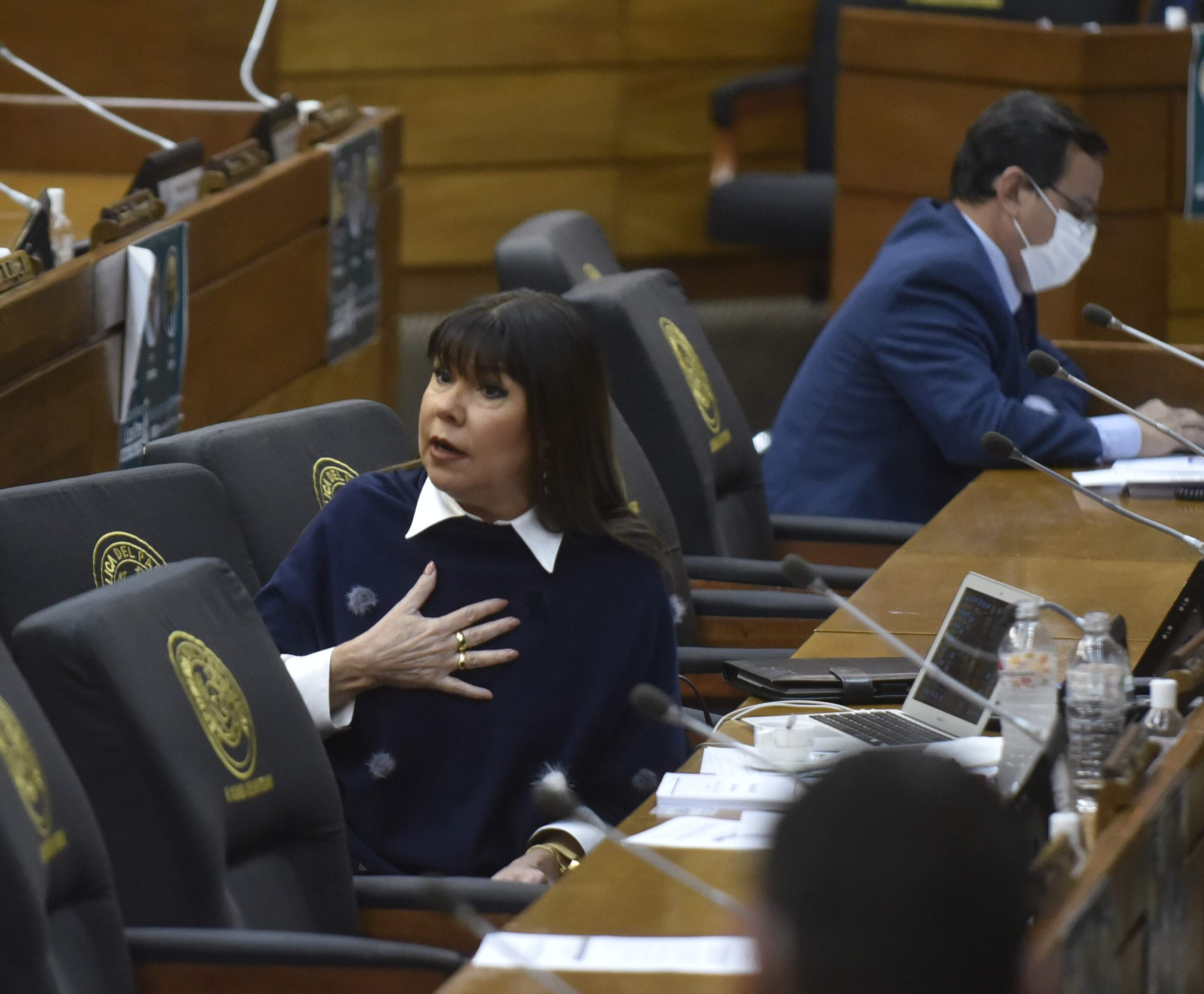 Diputada Celeste Amarilla