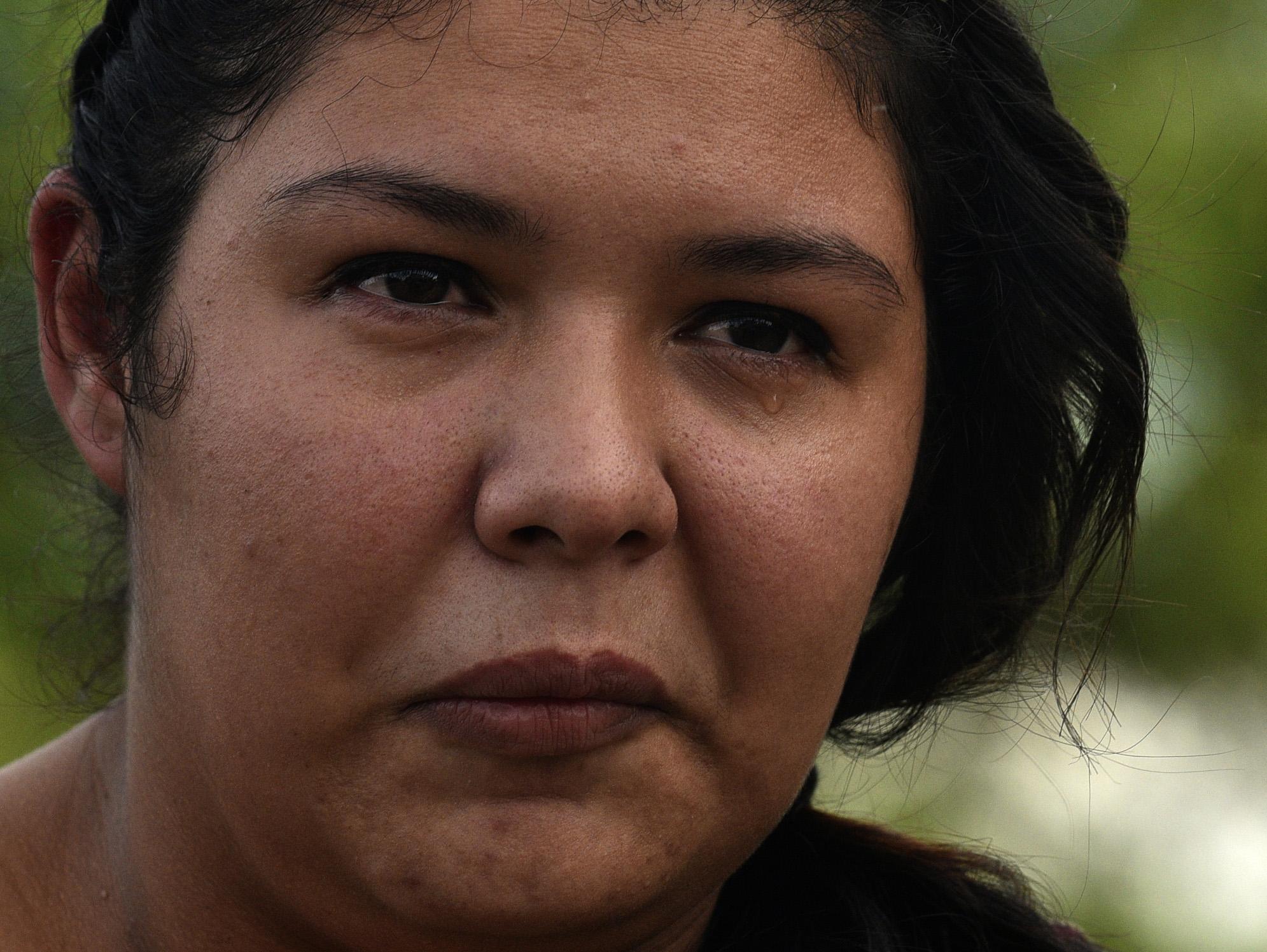 María Araceli Sosa Díaz (25 años), absuelta del caso quíntuple homicidio en la casa del horror, hoy está enfocada en brindarle más tiempo a su familia, en especial a su pequeña hija de 7 años.