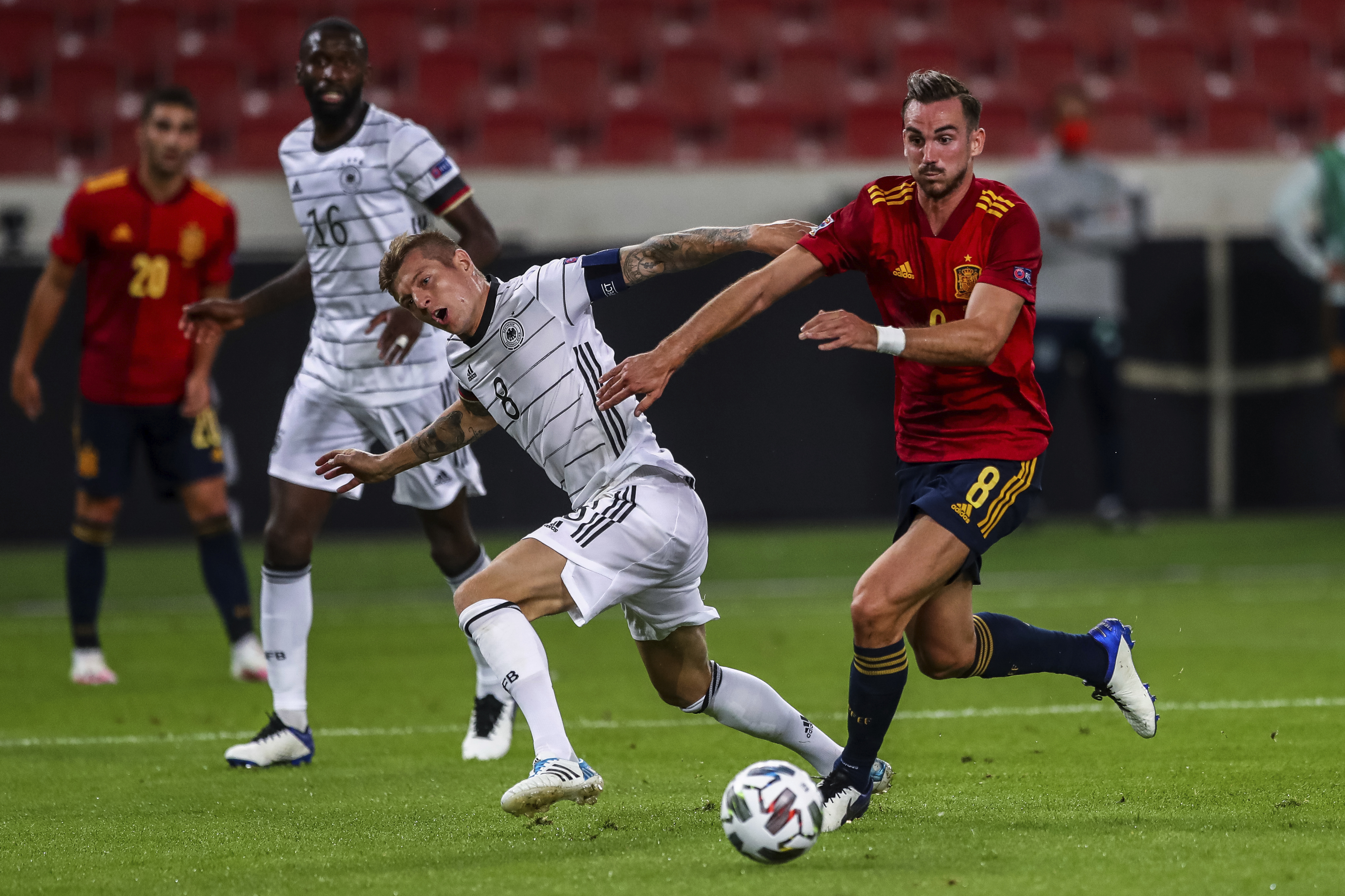 Uefa Nations League 2020 Tv Schedule 9 6 20 Watch Germany Vs Spain Russia Vs Serbia More Online Live Streams Times Channel Nj Com