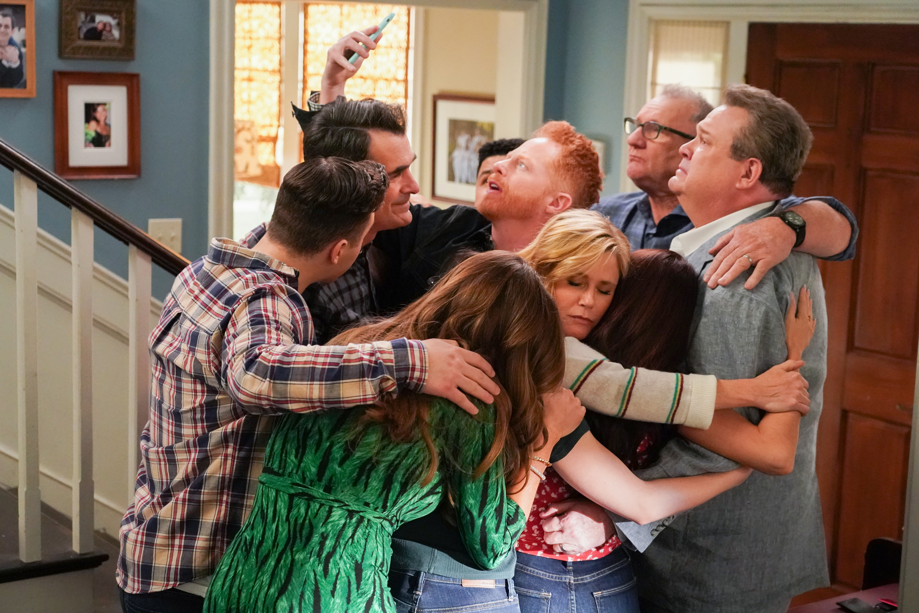 A Modern Family modern family' series finale: a sweet goodbye, as characters