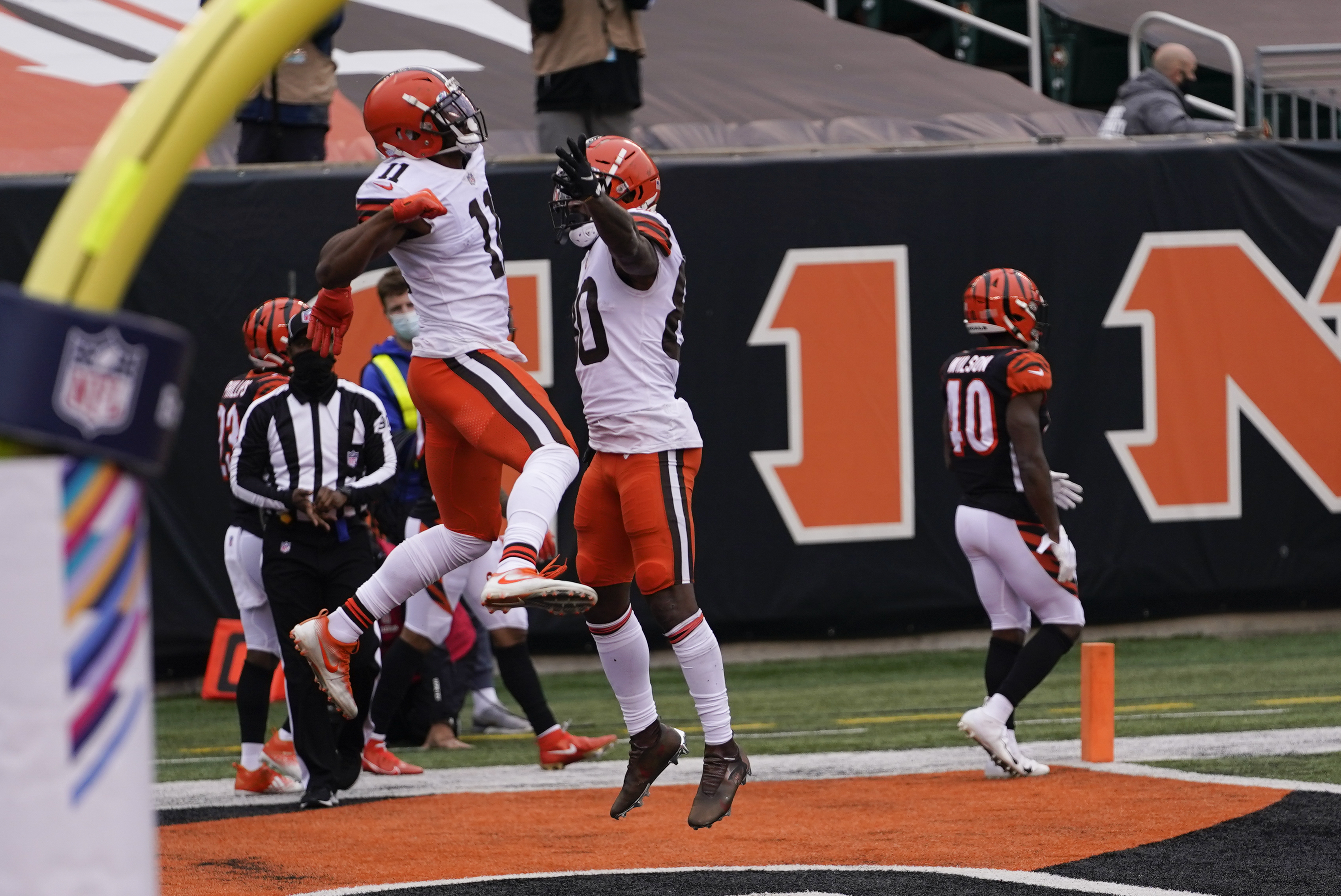 Can you believe how Browns and Baker Mayfield pulled out this victory??!!!–  Terry Pluto