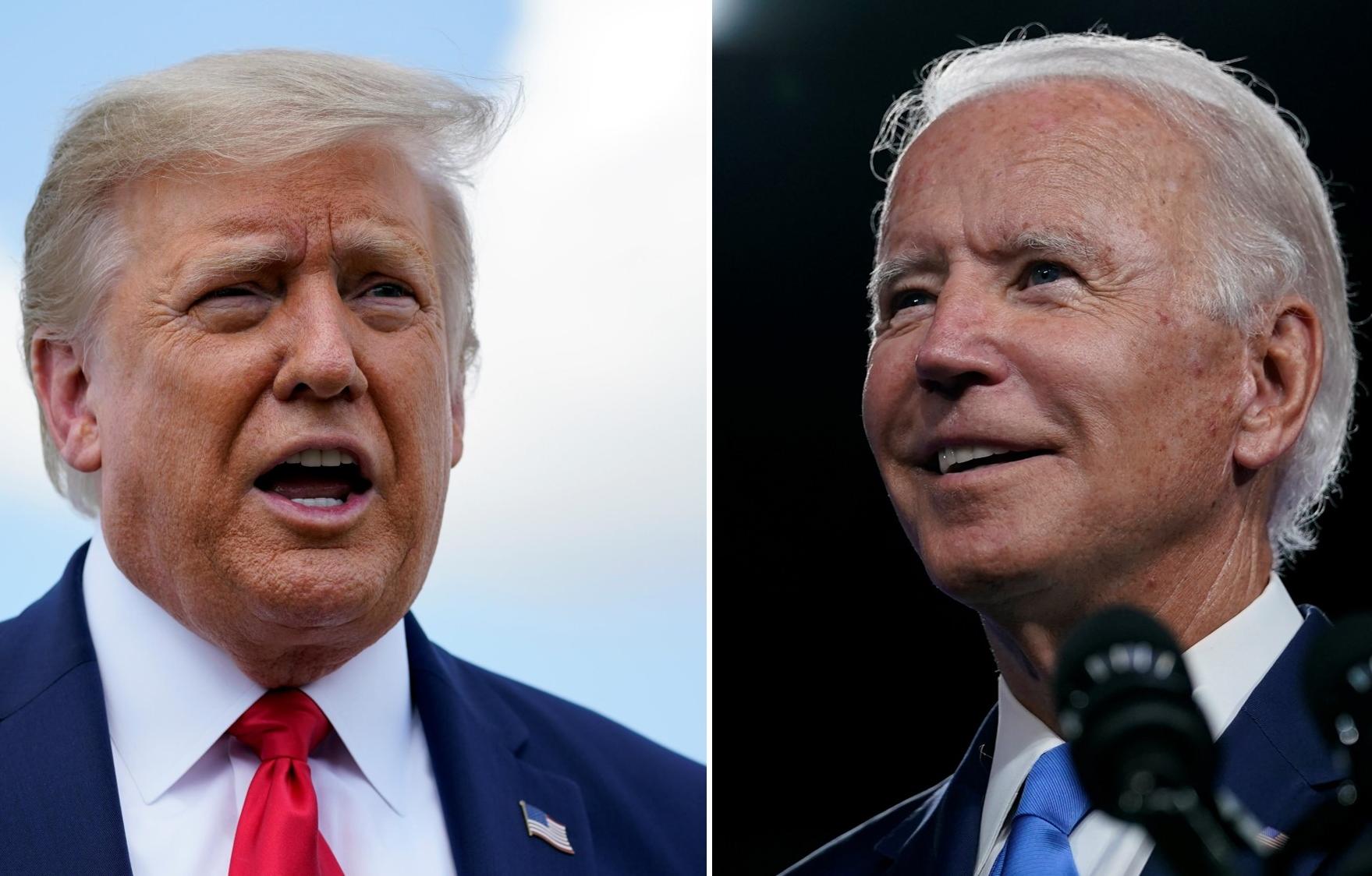 Poll Of Ohio Voters Shows Toss Up Race Between Donald Trump And Joe Biden Cleveland Com