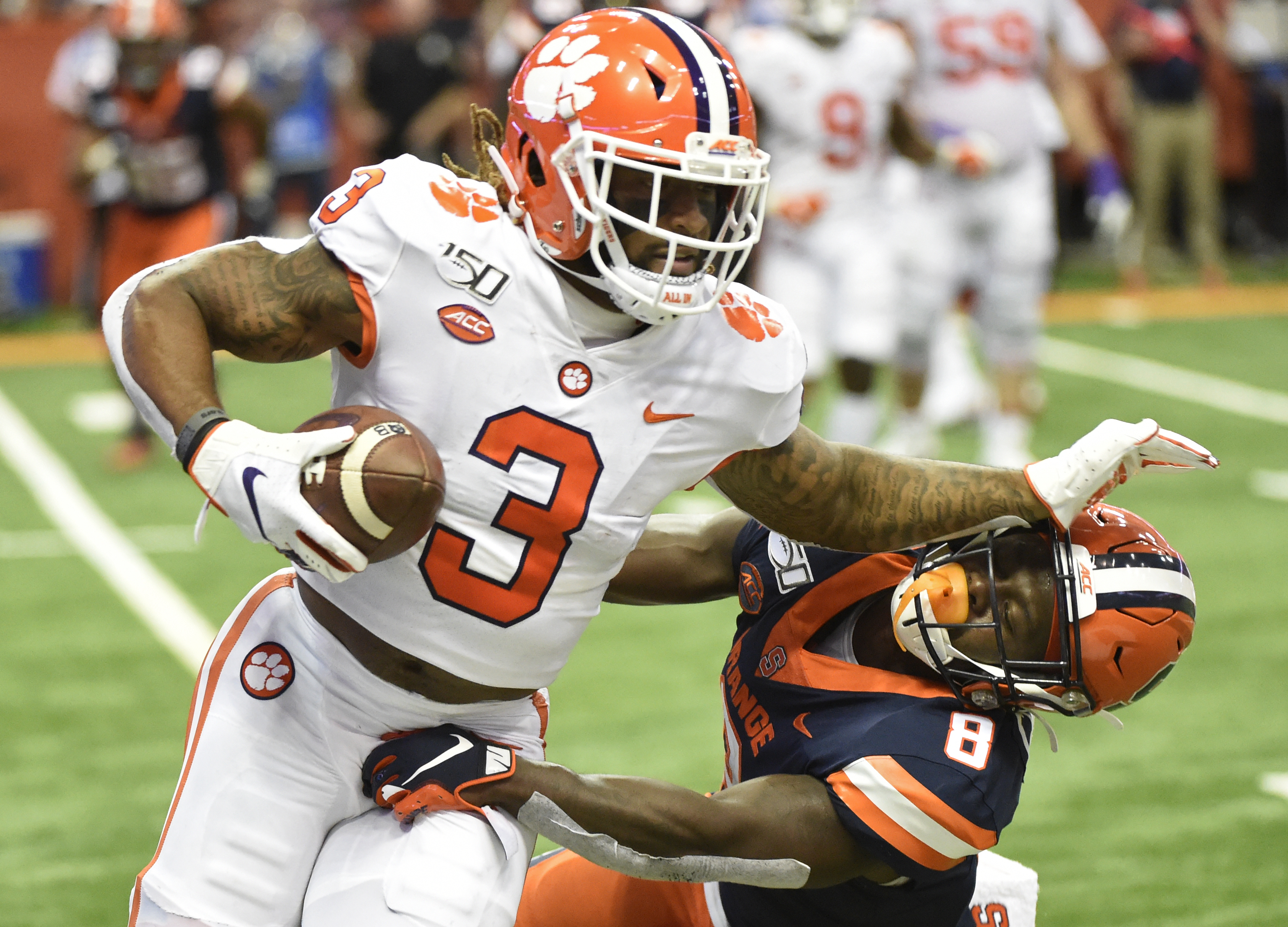 Syracuse Football Is Largest Underdog On Record This Week At Clemson See Our List Of Huge Point Spreads Syracuse Com