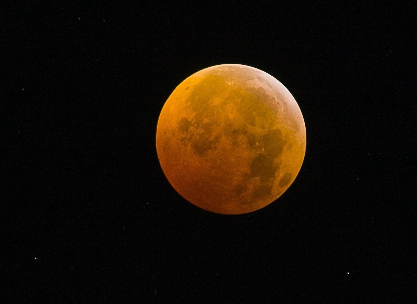 fotos da lua