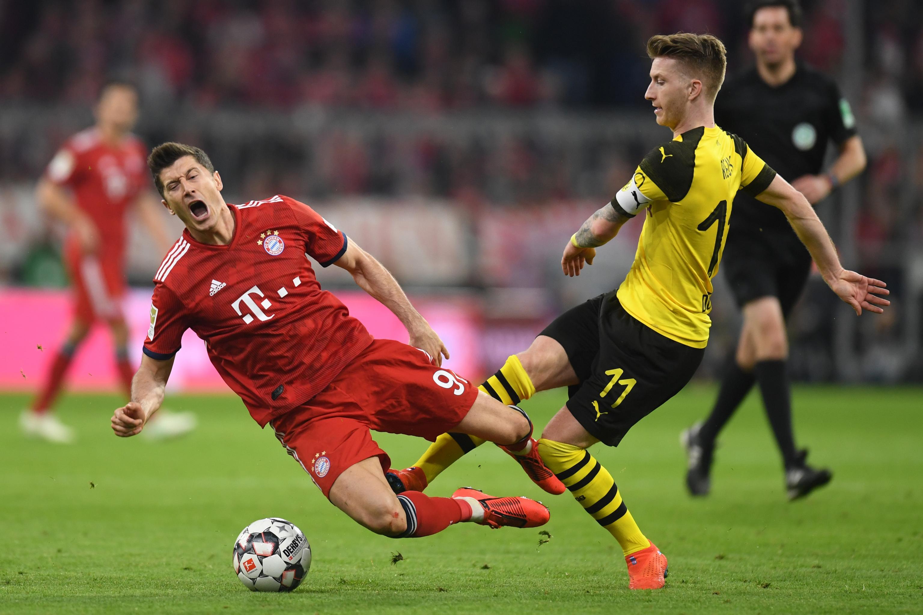 Borussia Dortmund Vs Bayern Munich Time Score Updates Odds Tv Channel How To Watch Free Live Stream Online 5 26 2020 Oregonlive Com