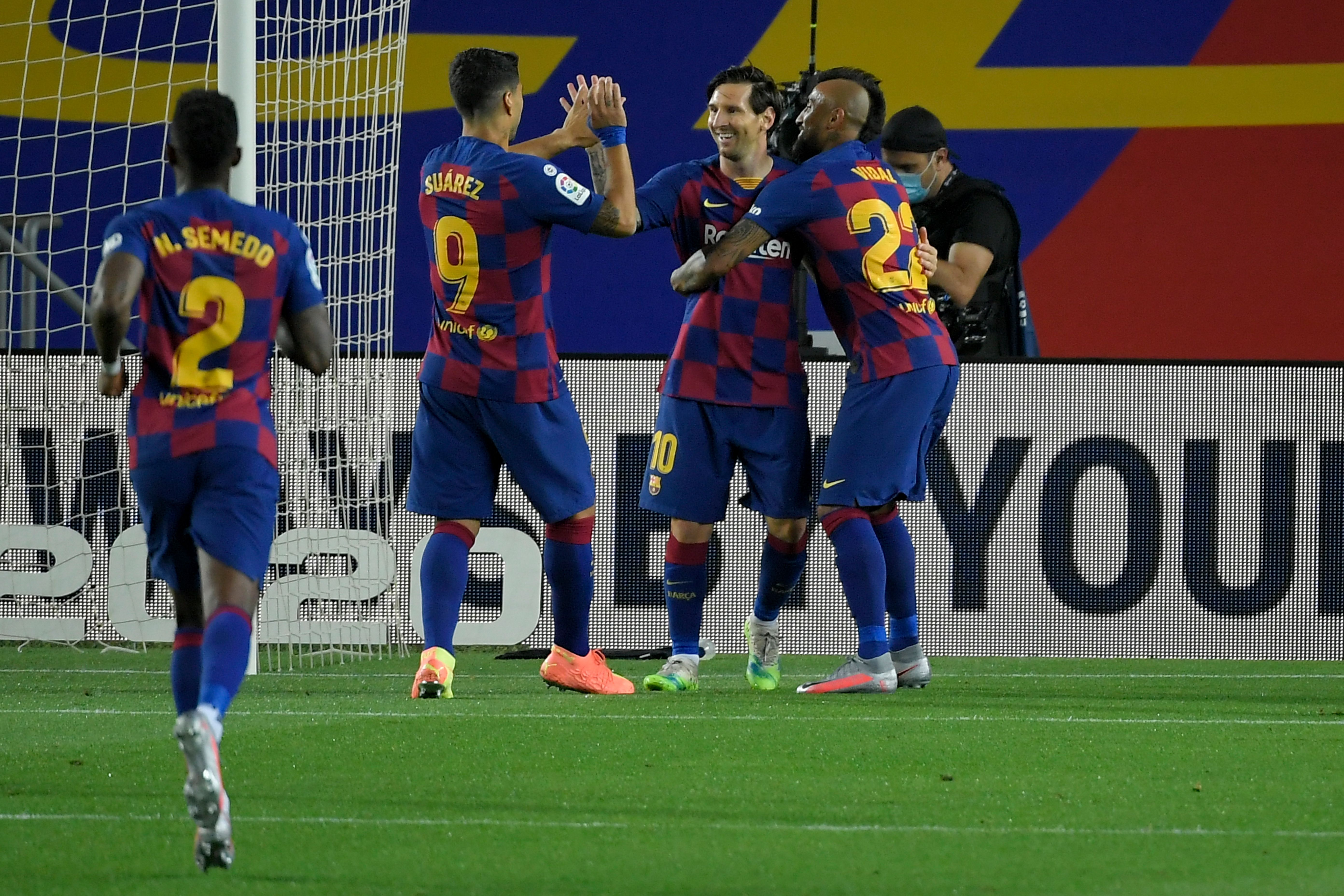 Barcelona Vs Sevilla On Bein Sports Time Tv Channel Odds How To Watch Free Live Stream Online 6 19 2020 Oregonlive Com
