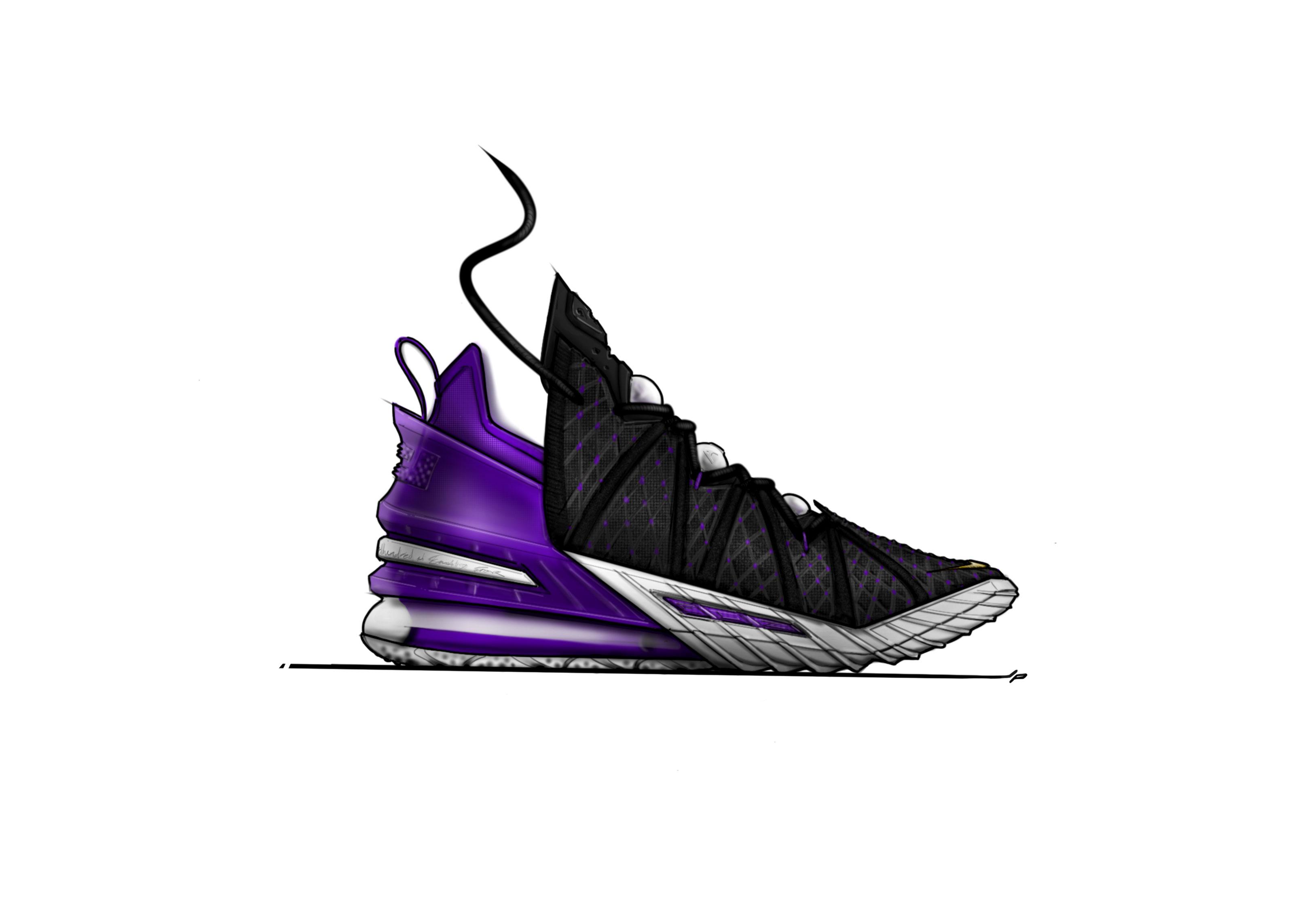 LeBron James, Nike offer sneak peek at
