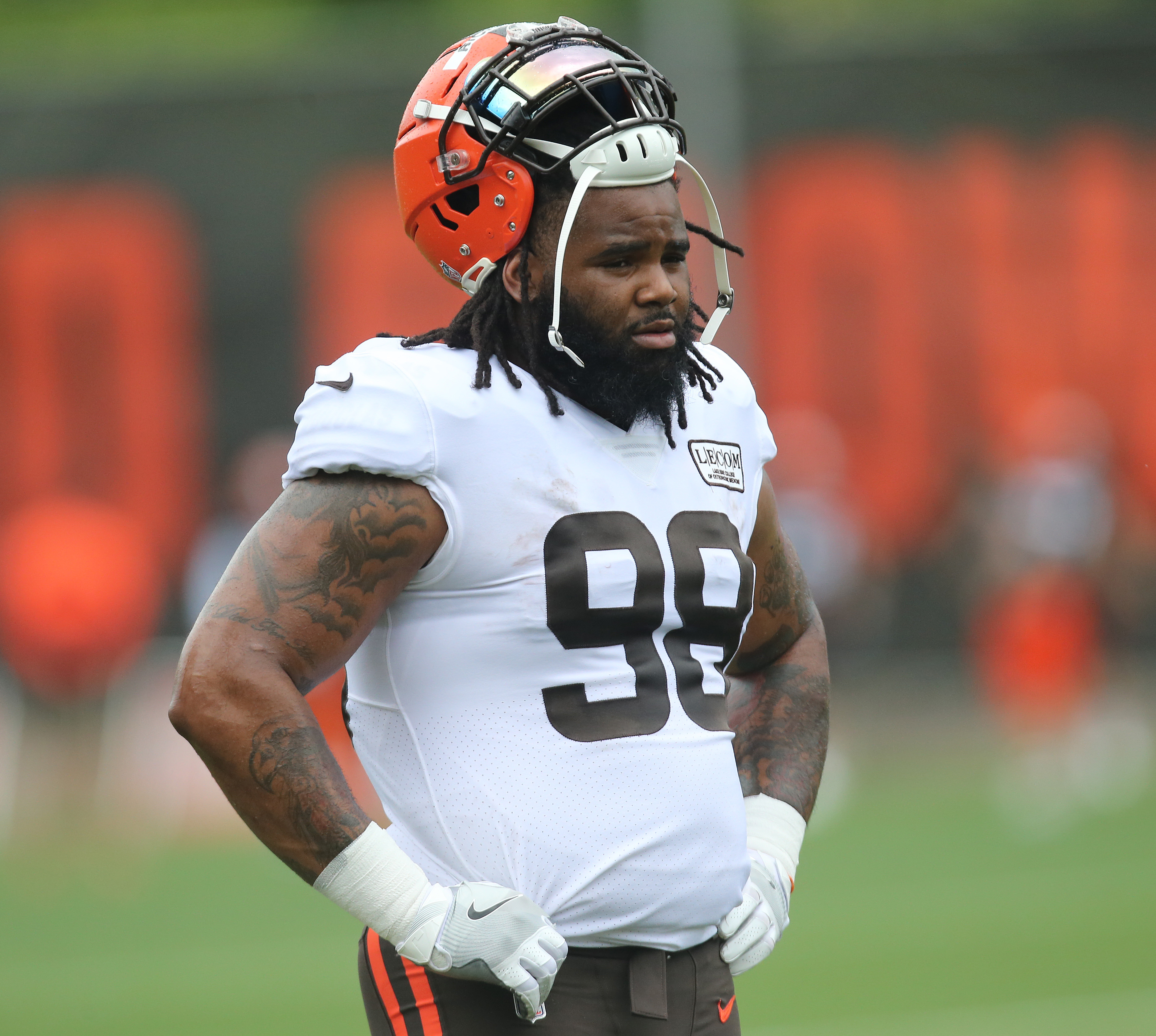 Sheldon Richardson won't re-sign with the Browns, source says ...