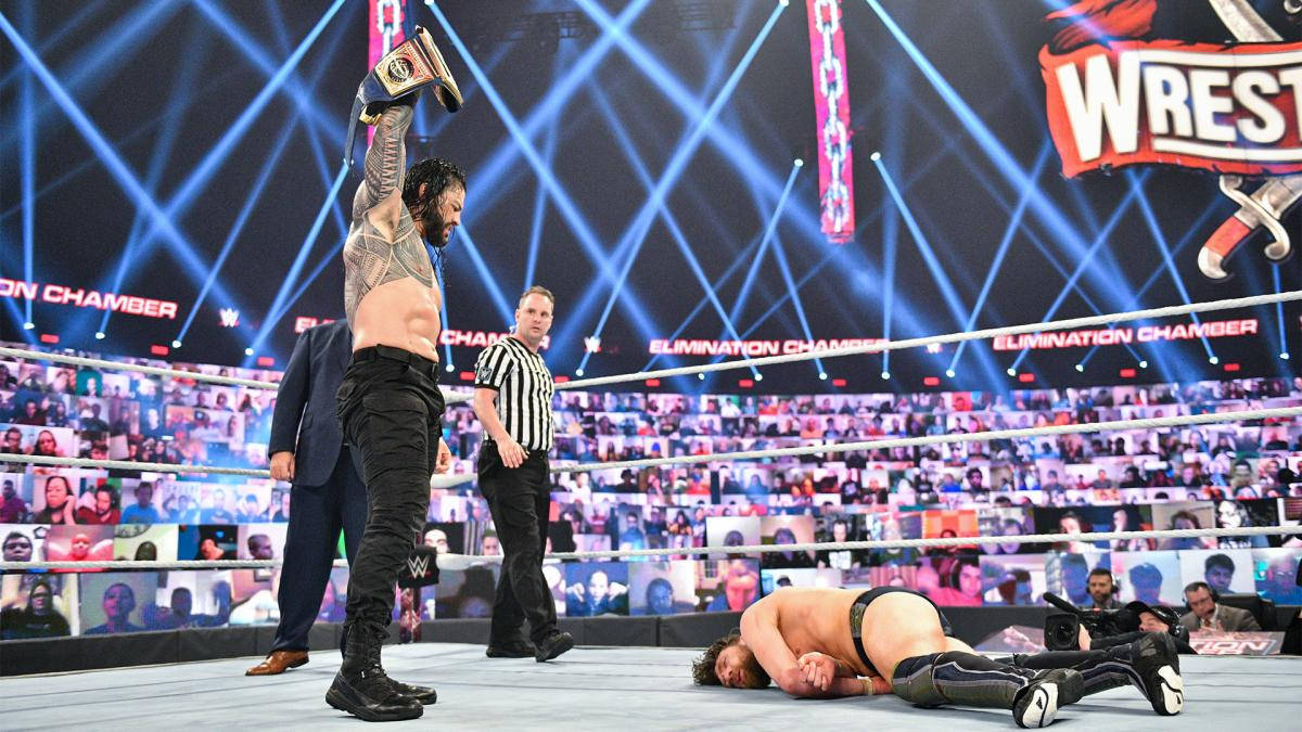 Wrestlemania 37 Start Time Matches Tv Schedule News And Predictions