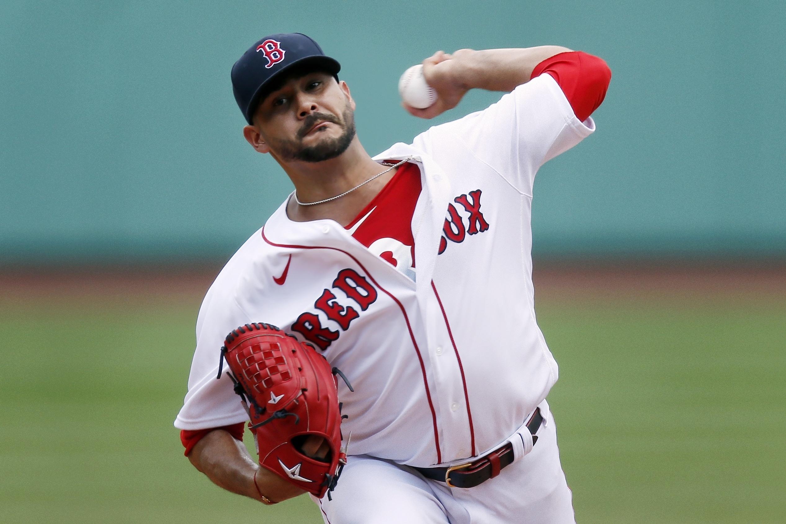 Boston Red Sox decline Martin Perez's $6.85M option, making left-handed  starter an MLB free agent - masslive.com