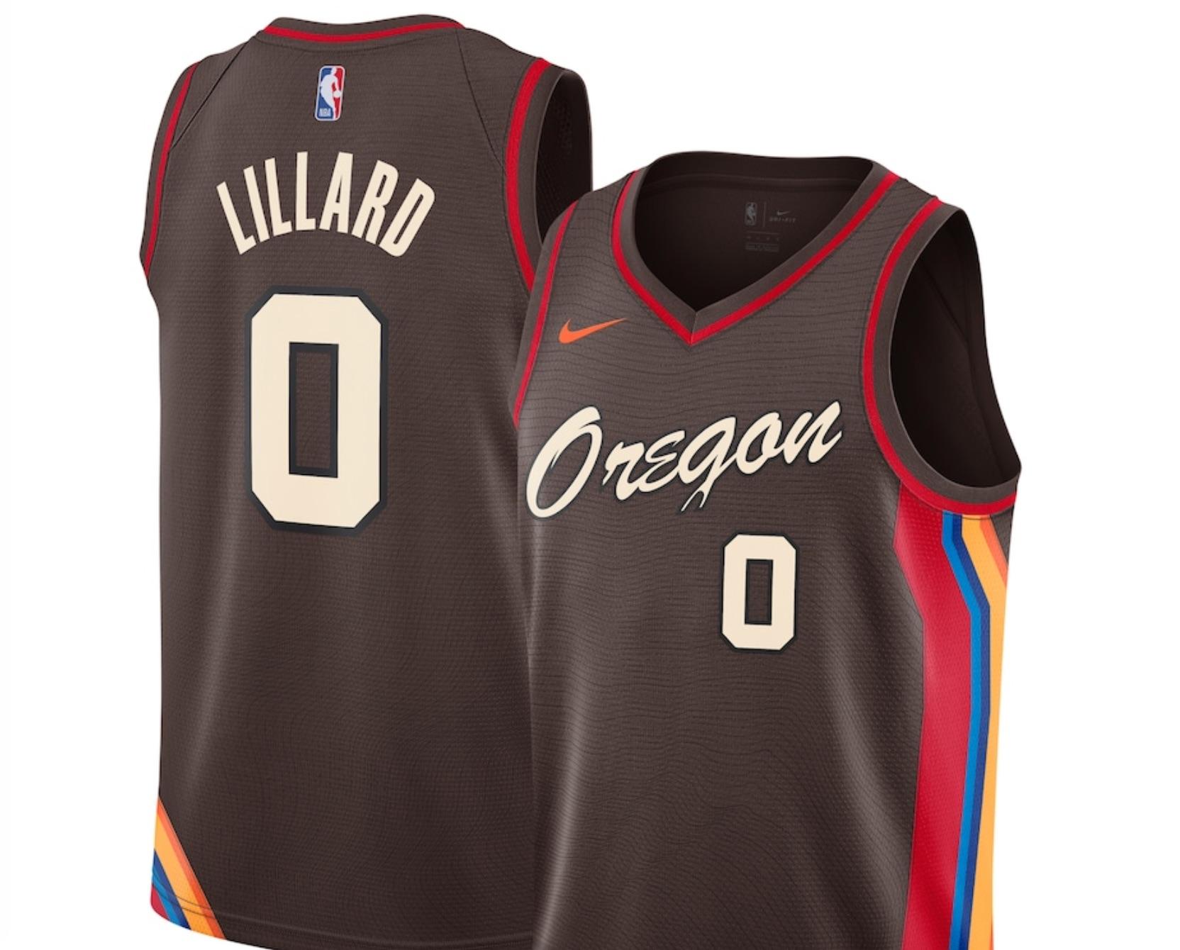 Portland Trail Blazers City Edition jerseys on sale: Where to buy ...