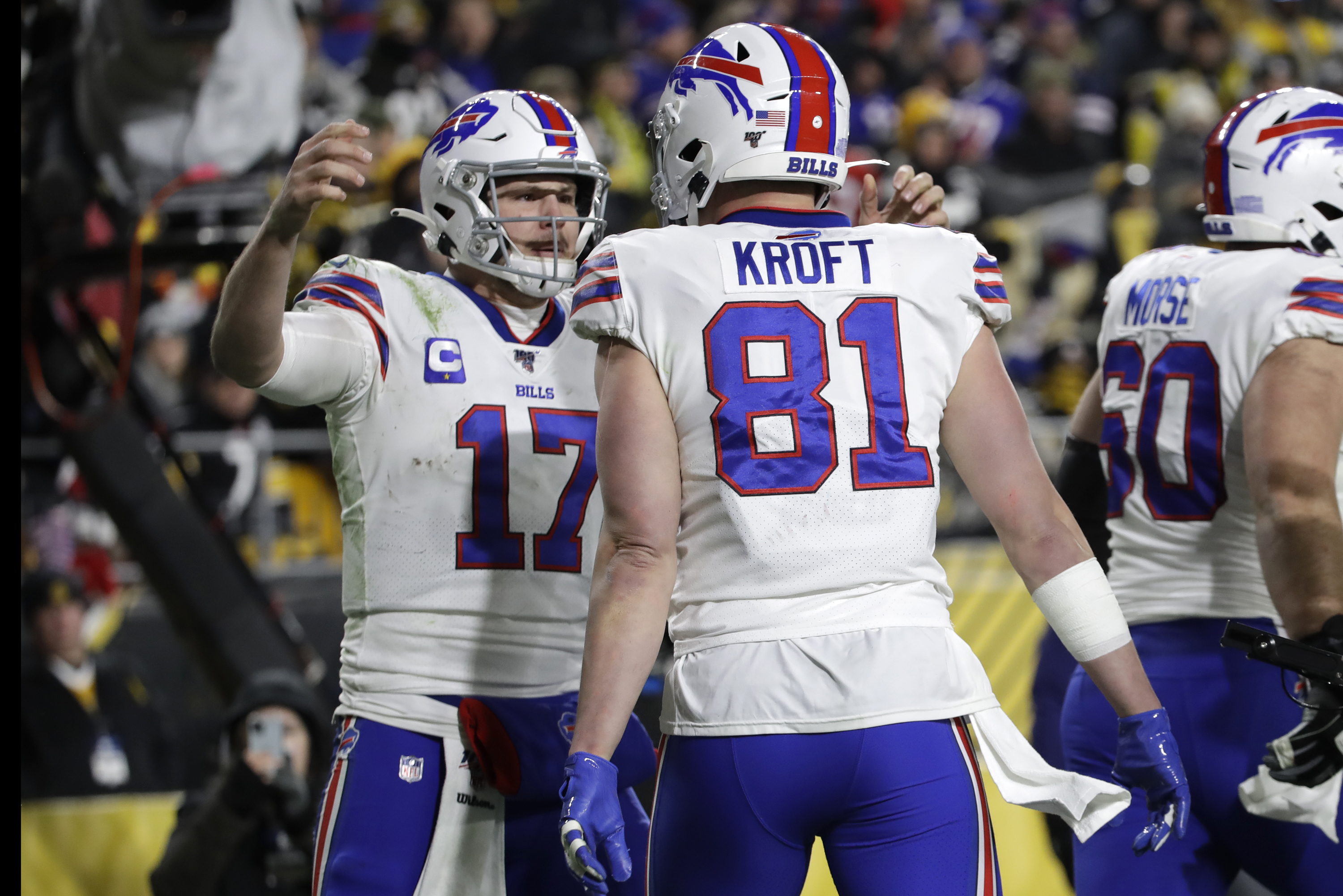 How To Watch Bills Vs Steelers On Sunday Night Football Tv Channel Time Live Stream Information Syracuse Com