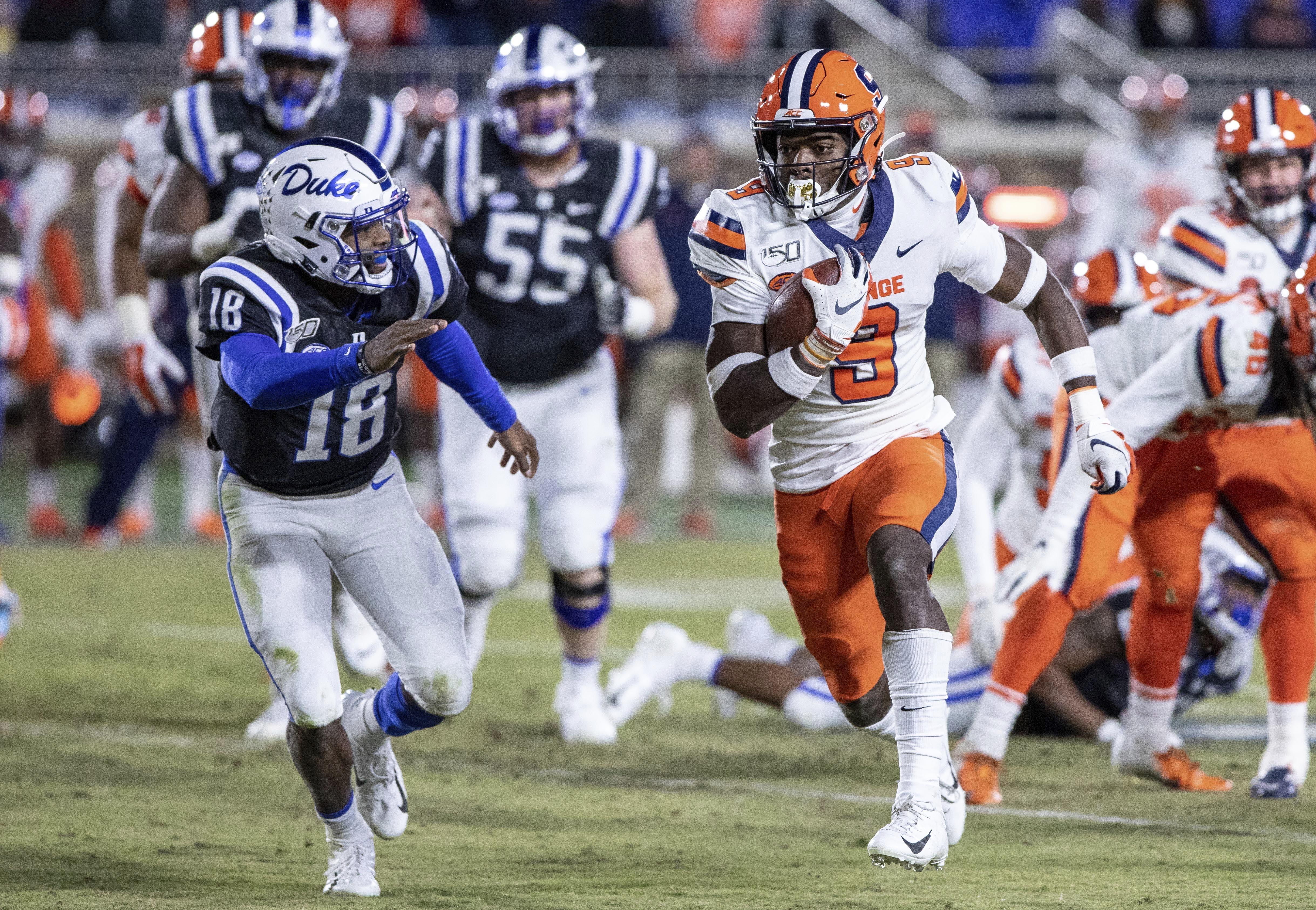 Syracuse Football Vs Duke Tv Channel Time How To Watch Free Live Stream Syracuse Com