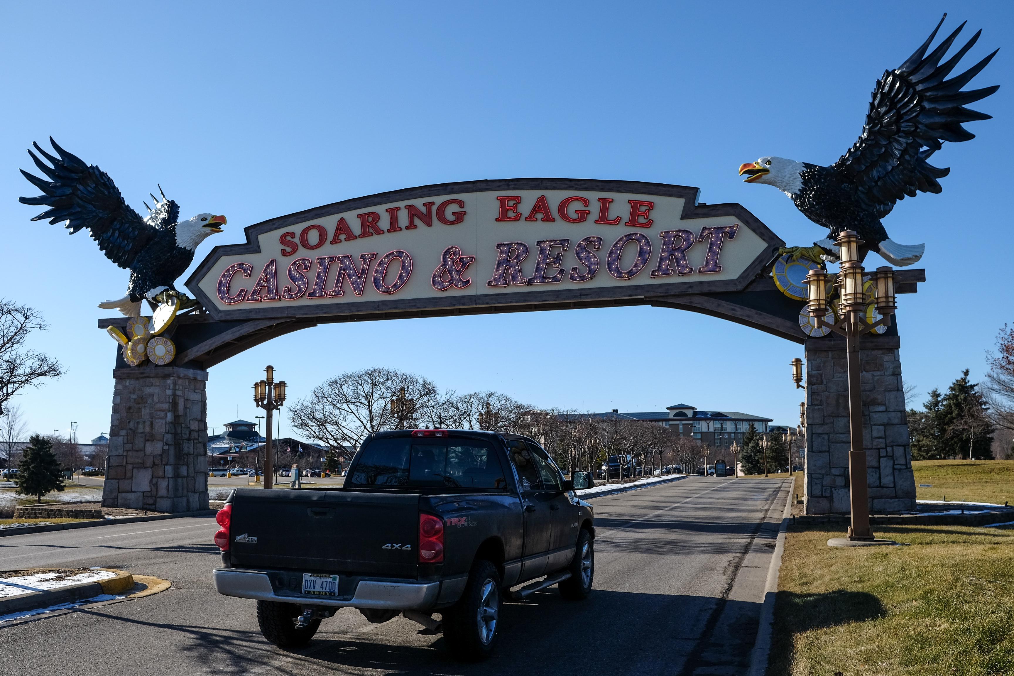 soaring eagle casino news