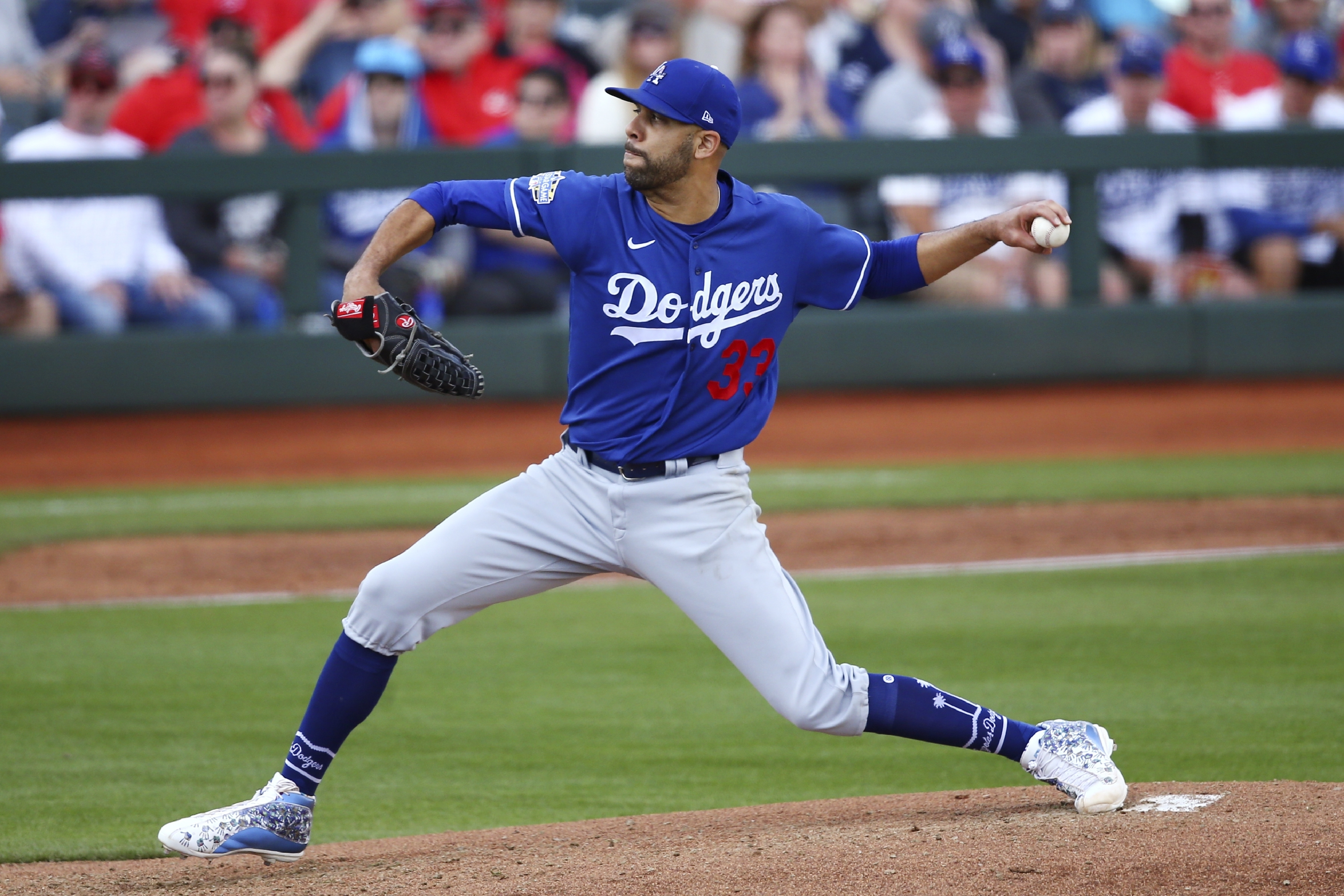 David Price, ex Boston Red Sox starter, helping Dodgers from afar after  opting out of season: 'It's kind of a way to feel a part of the team'  (report) - masslive.com