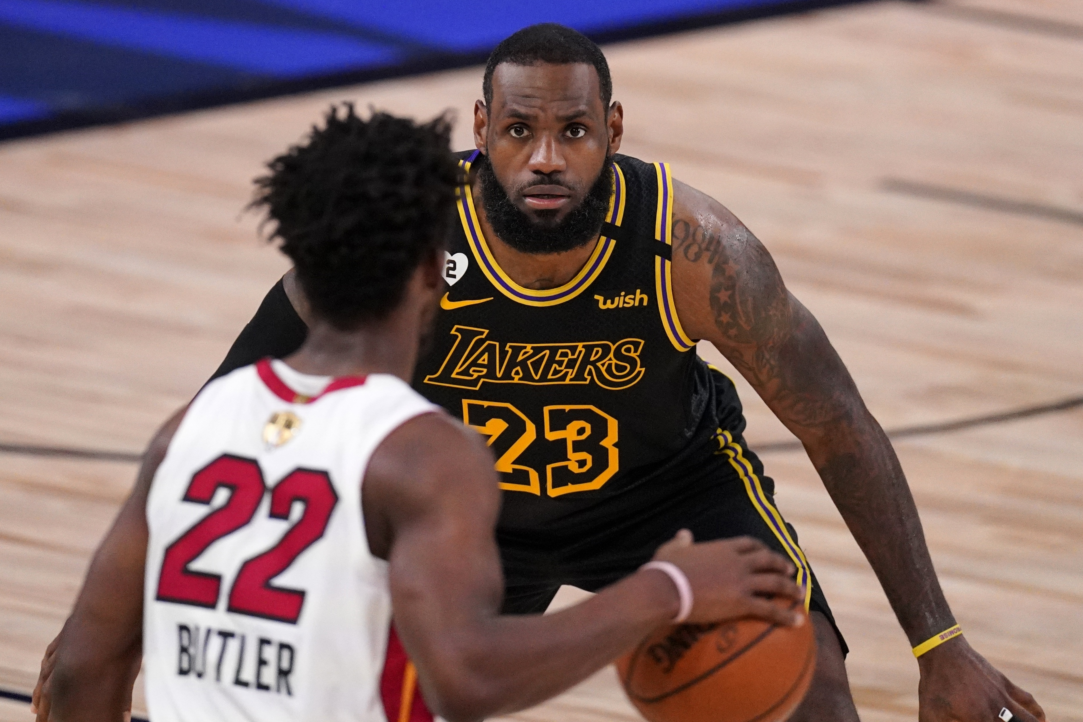 Los Angeles Lakers Vs Miami Heat Free Live Stream 10 6 20 How To Watch Nba Finals Game 4 Time Channel Odds Pennlive Com