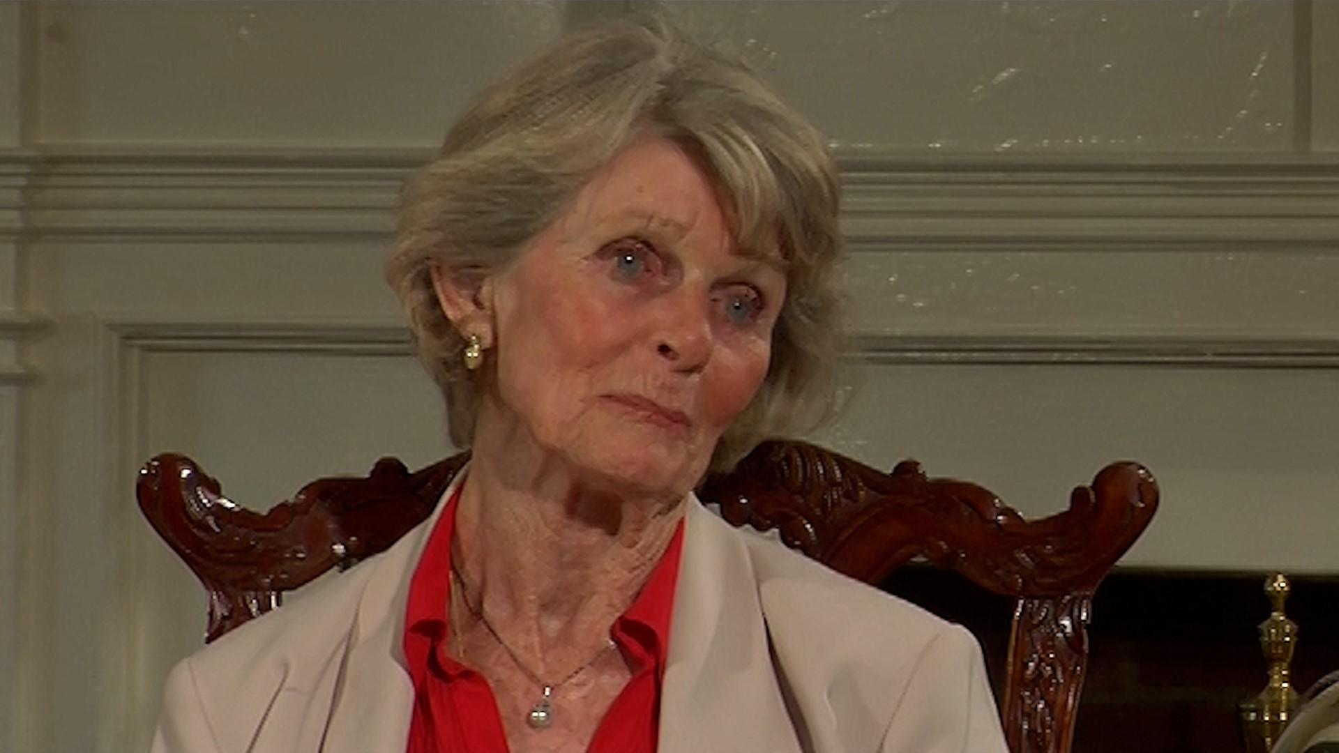 Dorothea Schlidt, last of von Braun's 'Paperclip' rocket team, dies in  Huntsville at 100