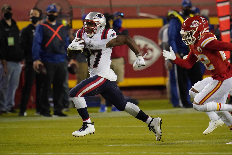 Damien Harris cause for optimism in Patriots offense's clunker at Kansas  City | Chris Mason - masslive.com