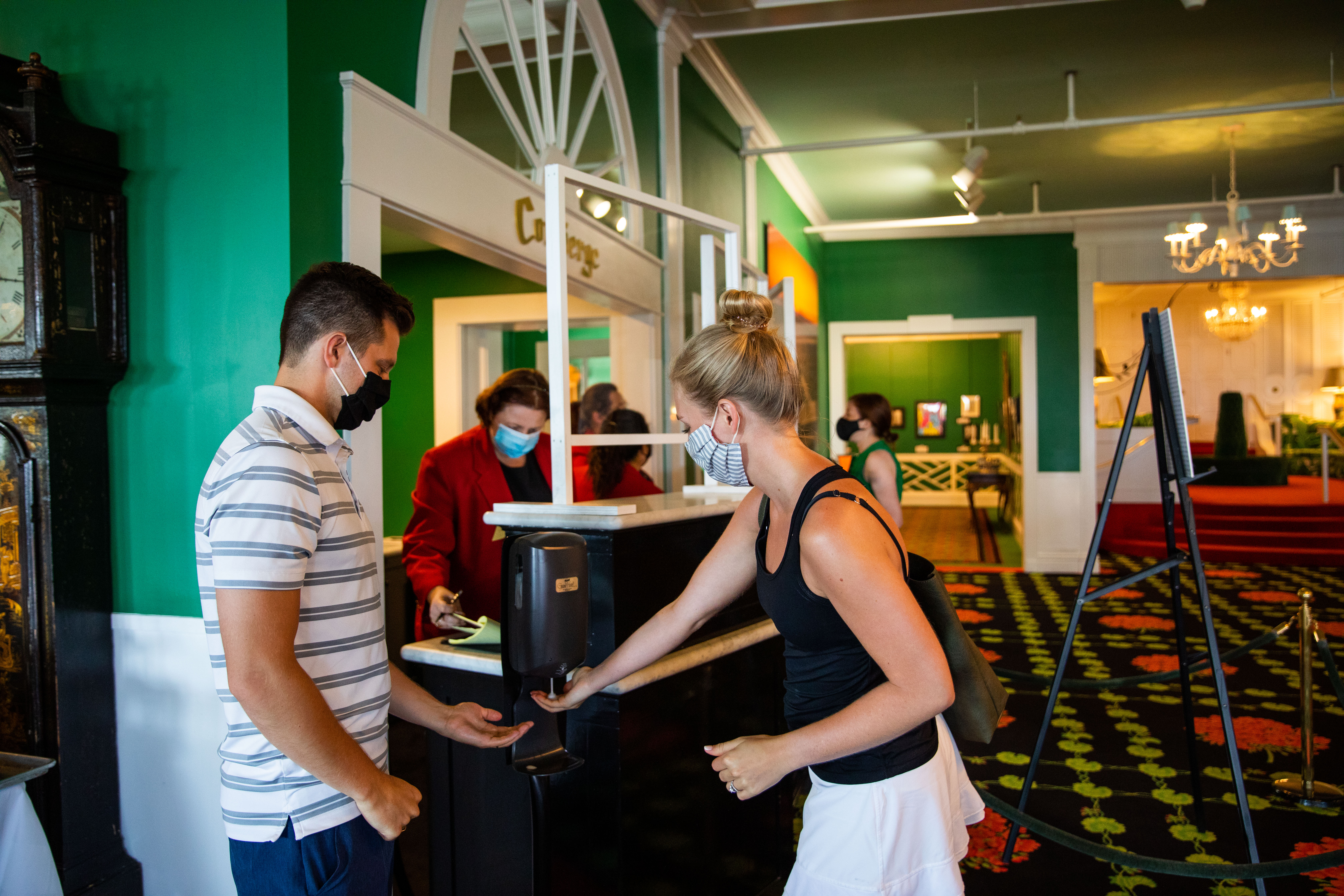 6 Differences You Ll Notice If You Re Staying At Mackinac Island S Grand Hotel This Year Mlive Com