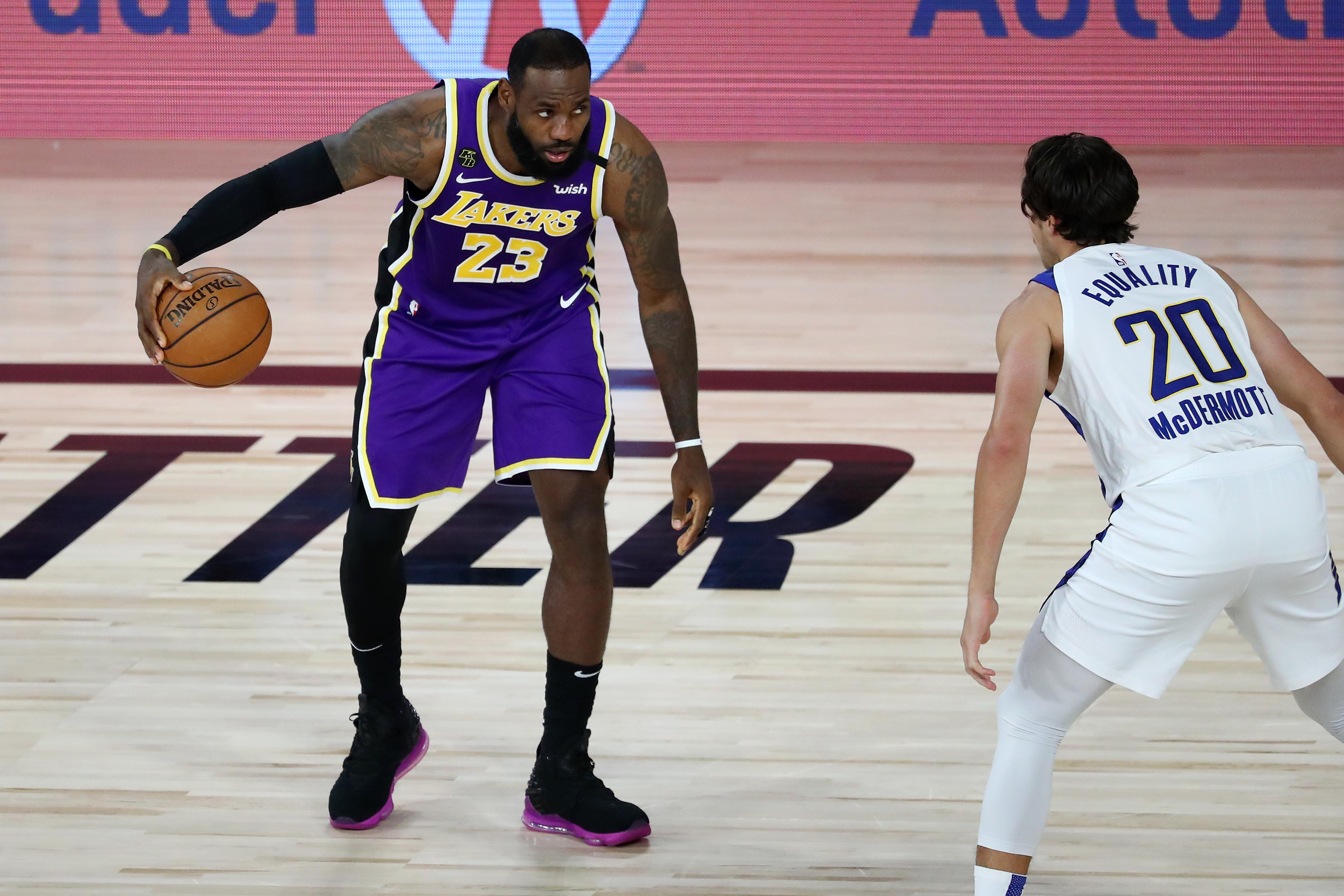 Los Angeles Lakers Vs Denver Nuggets Free Live Stream 8 10 20 How To Watch Nba Games Time Channel Pennlive Com