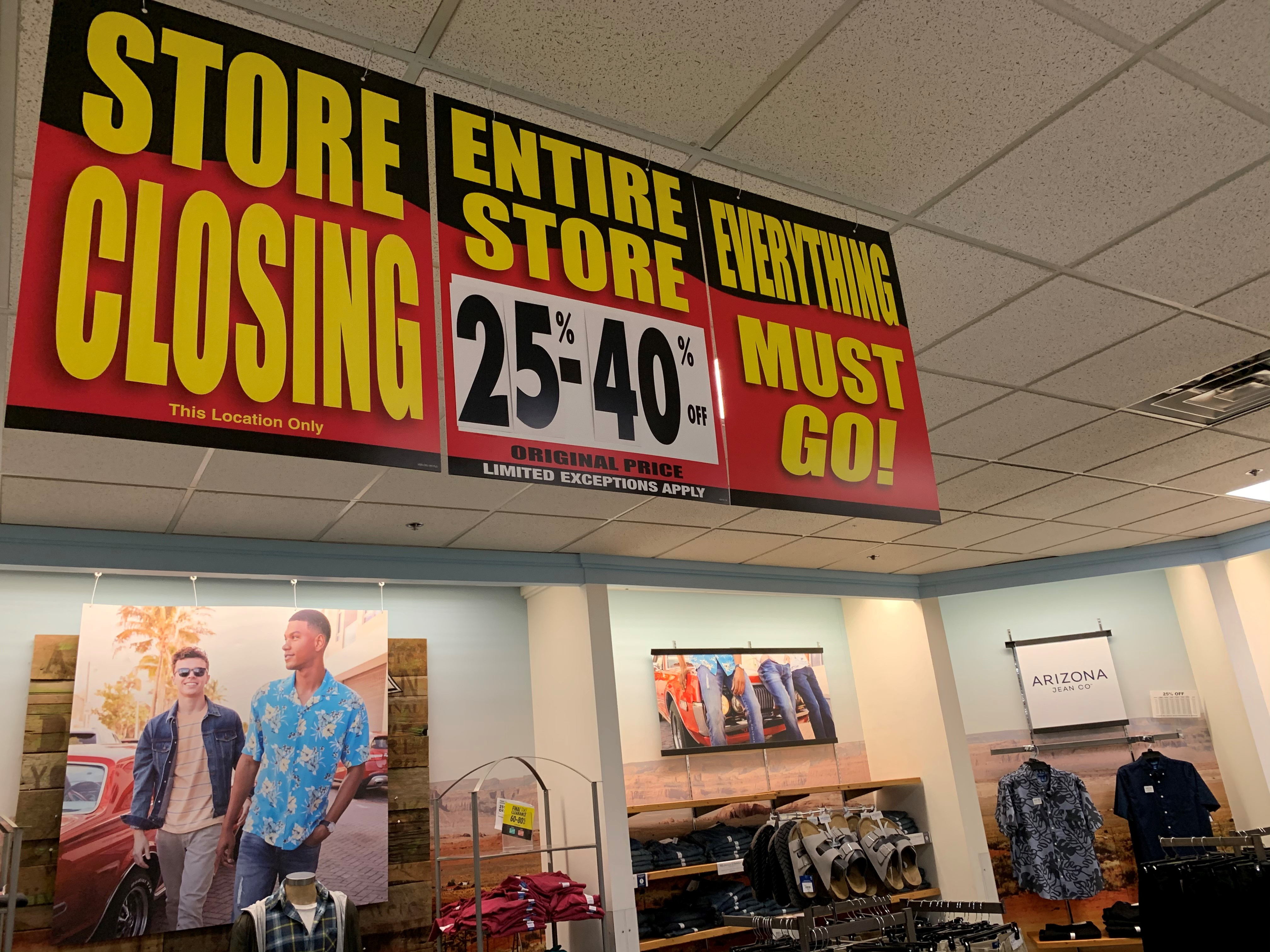 Jcpenney Gap Victoria S Secret And More Than 40 Other Retailers To Close Thousands Of Stores In 2020 Pennlive Com