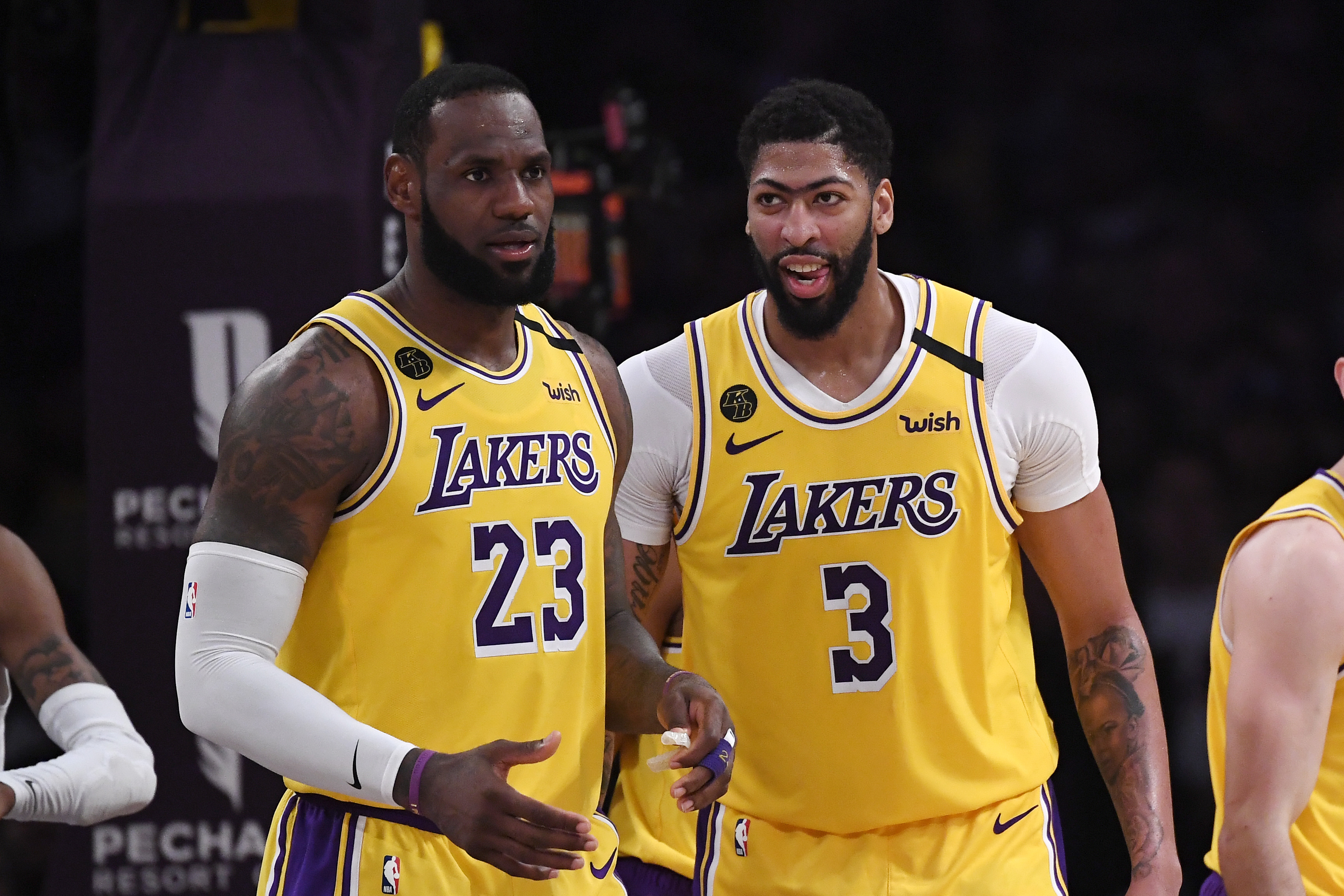 Oklahoma City Thunder vs. Los Angeles Lakers FREE LIVE STREAM (8/5/20): How  to watch NBA Basketball, time, channel, betting odds - pennlive.com