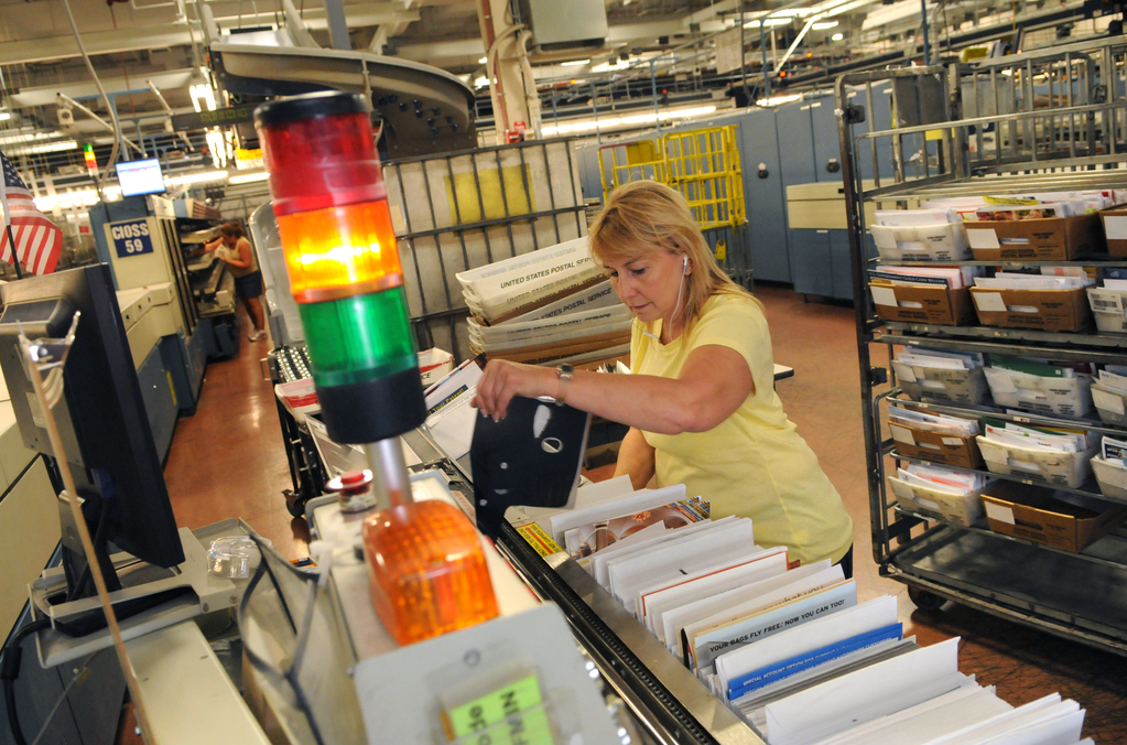 Central New York Mail Delivery Slows As