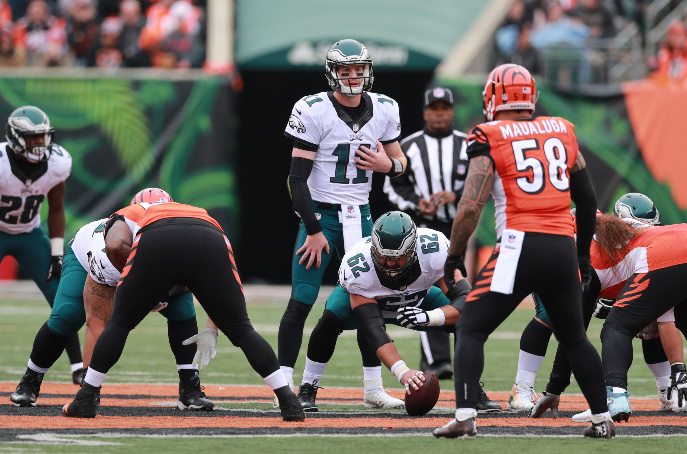 Philadelphia Eagles vs. Cincinnati Bengals: 4 stats that could shape  crucial Week 3 matchup - pennlive.com