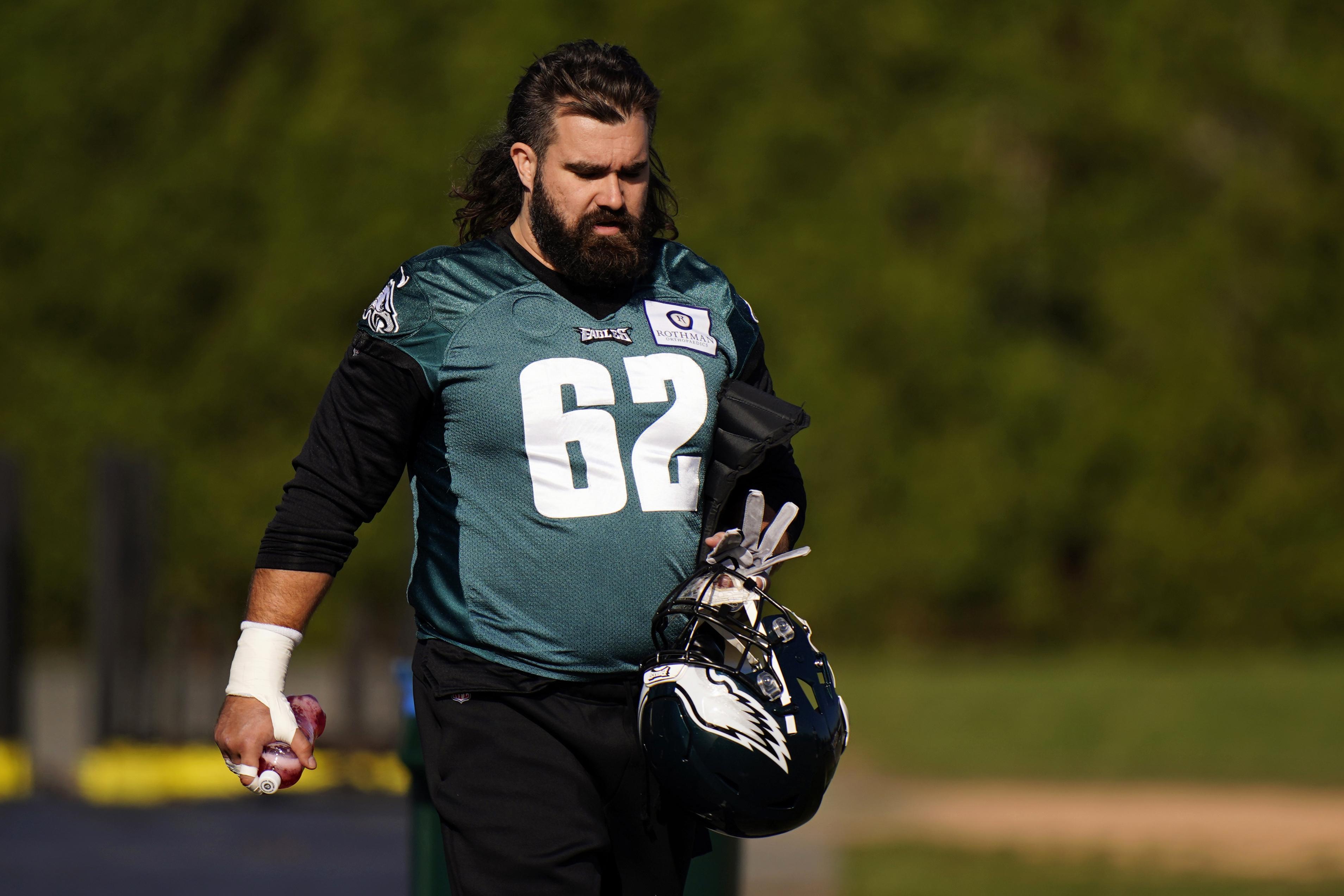 Philadelphia Eagles injury update: Center Jason Kelce returns ...
