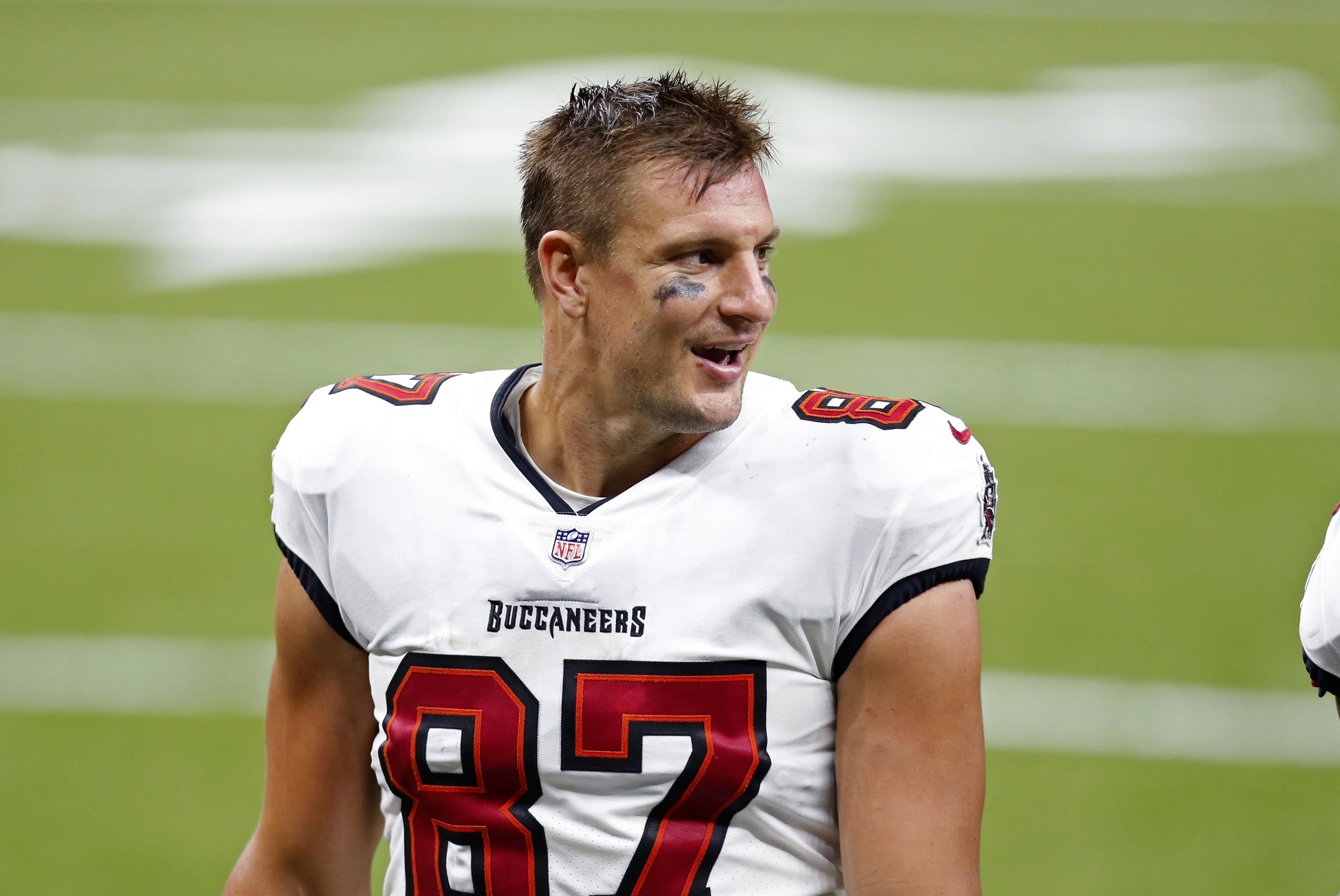 Rob Gronkowski's locker room impact 'equally as amazing' as Tom Brady's,  says Buccaneers general manager Jason Licht - masslive.com