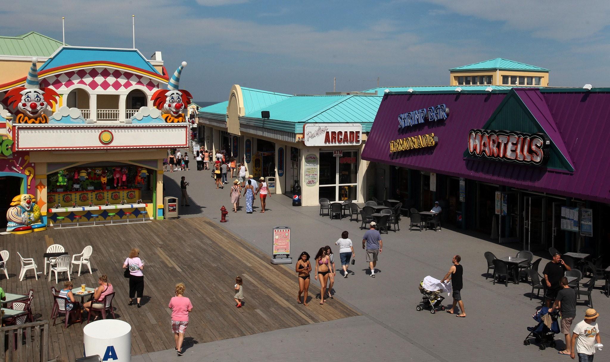Jersey Shore Town Bans Rentals Closes Boardwalk During Coronavirus Pandemic Nj Com