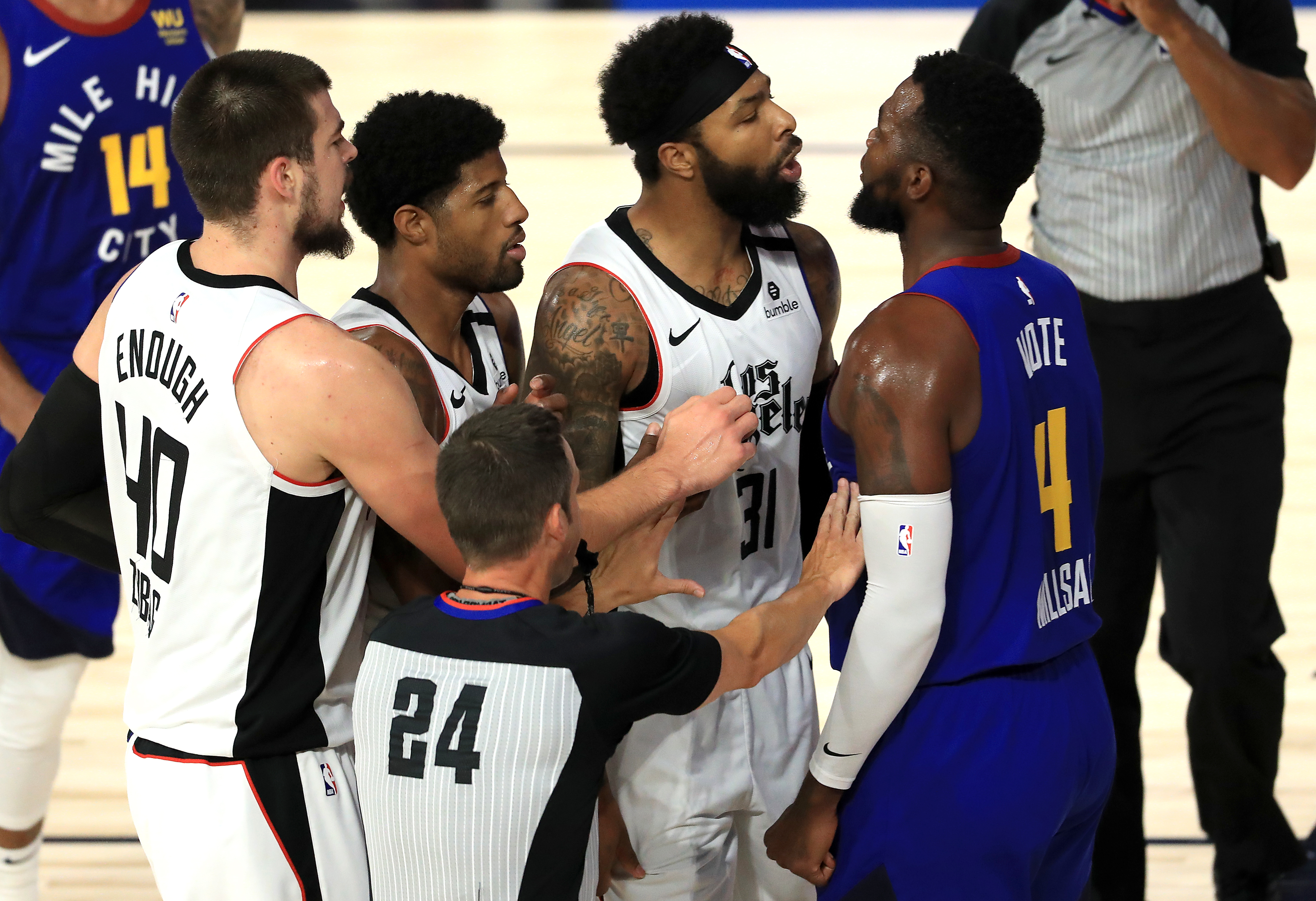 Denver Nuggets Vs La Clippers Game 7 Score Updates Odds Time Tv Channel How To Watch Free Live Stream Online Oregonlive Com