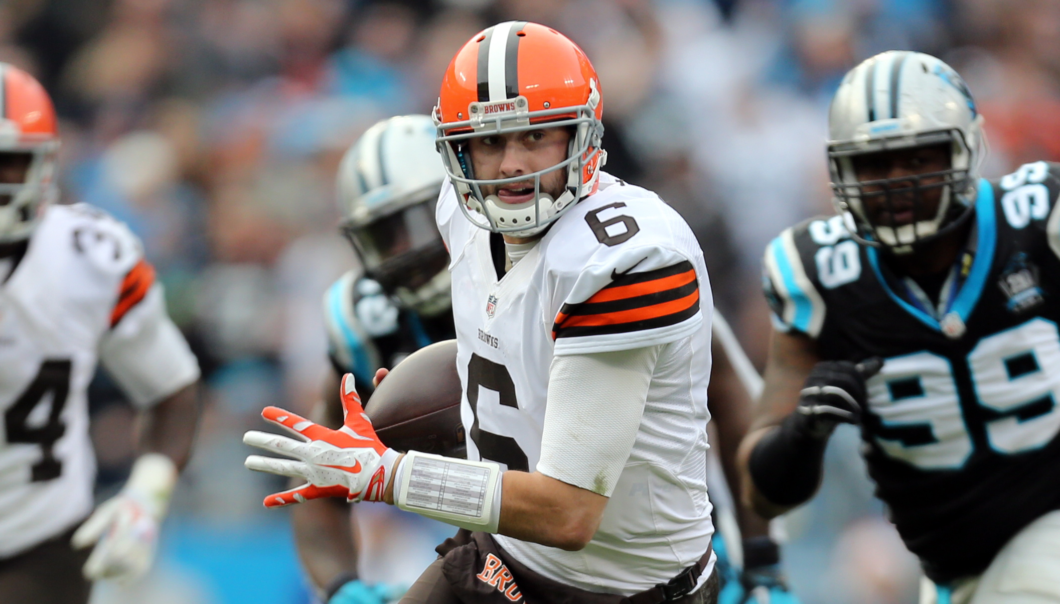 Browns new uniforms will look a lot like old uniforms, according ...