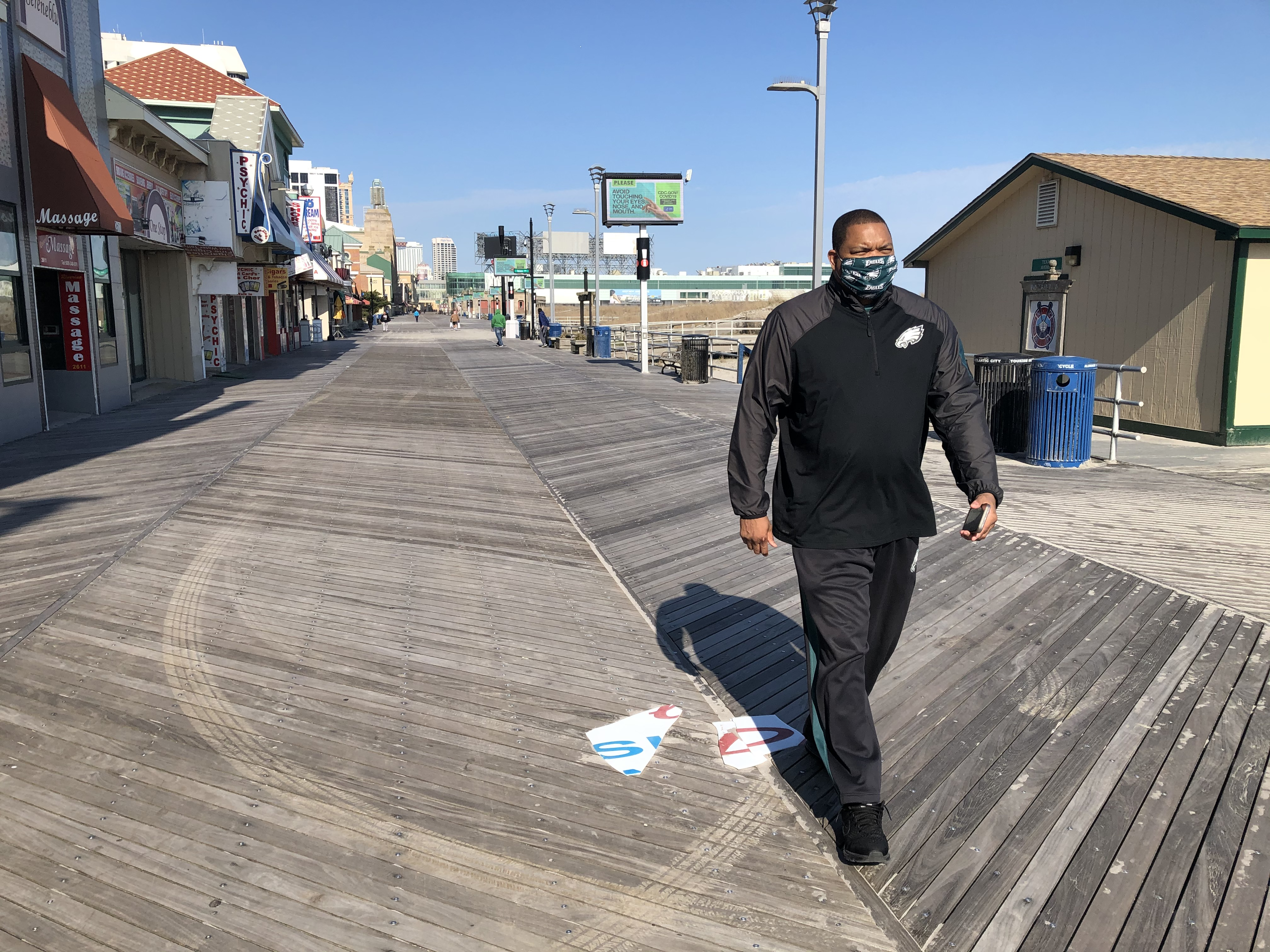 Atlantic City boardwalk remains open, and the mayor, council say ...