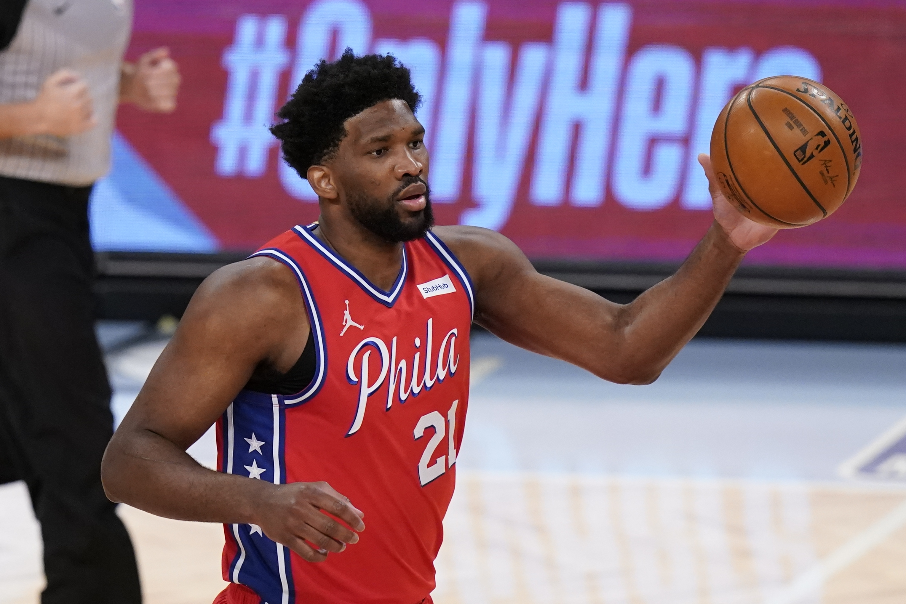 Sixers give injury updates on Joel Embiid, George Hill | When both players could return to practice - nj.com