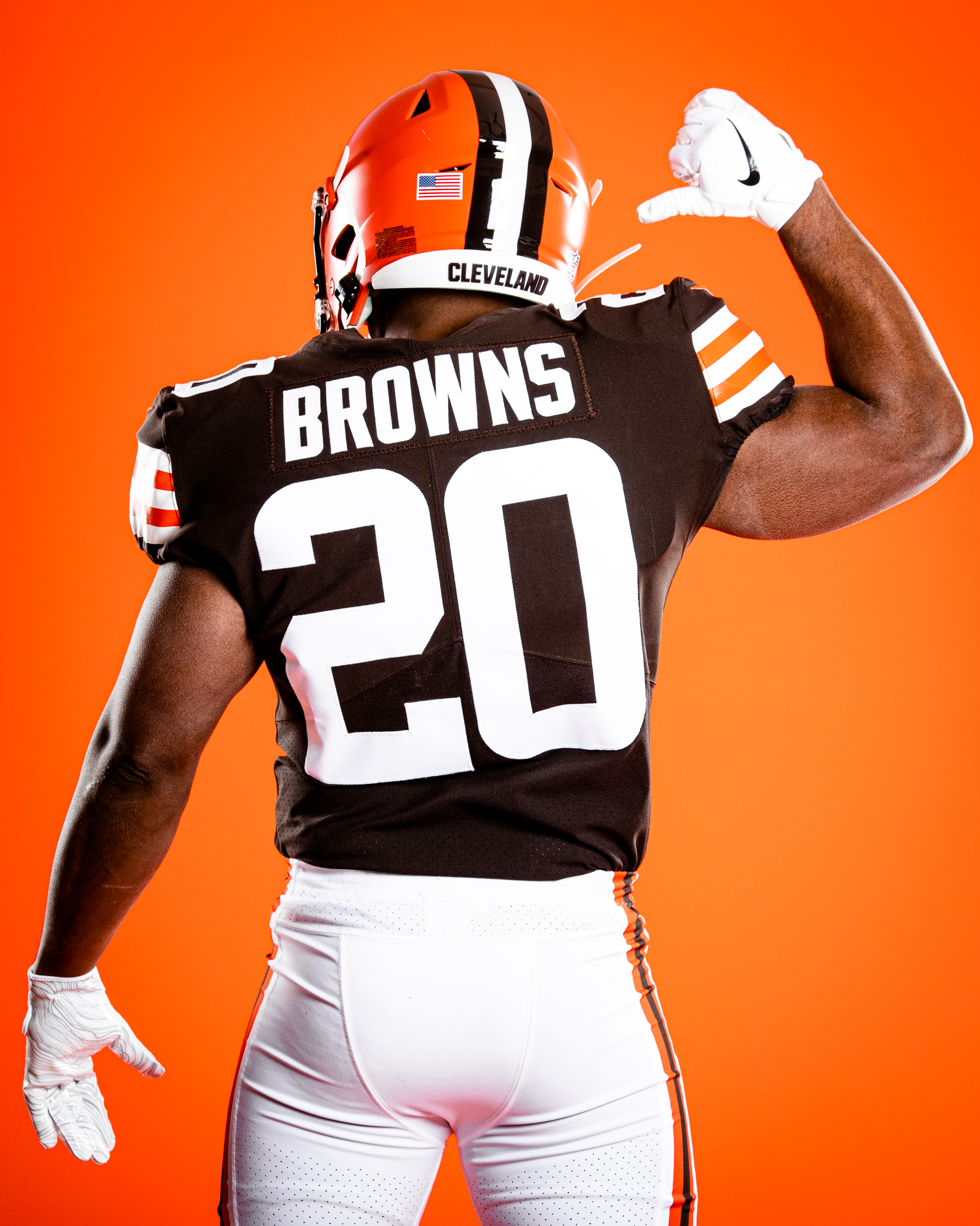 Browns new uniforms unveiled: See the return to the classic look ...