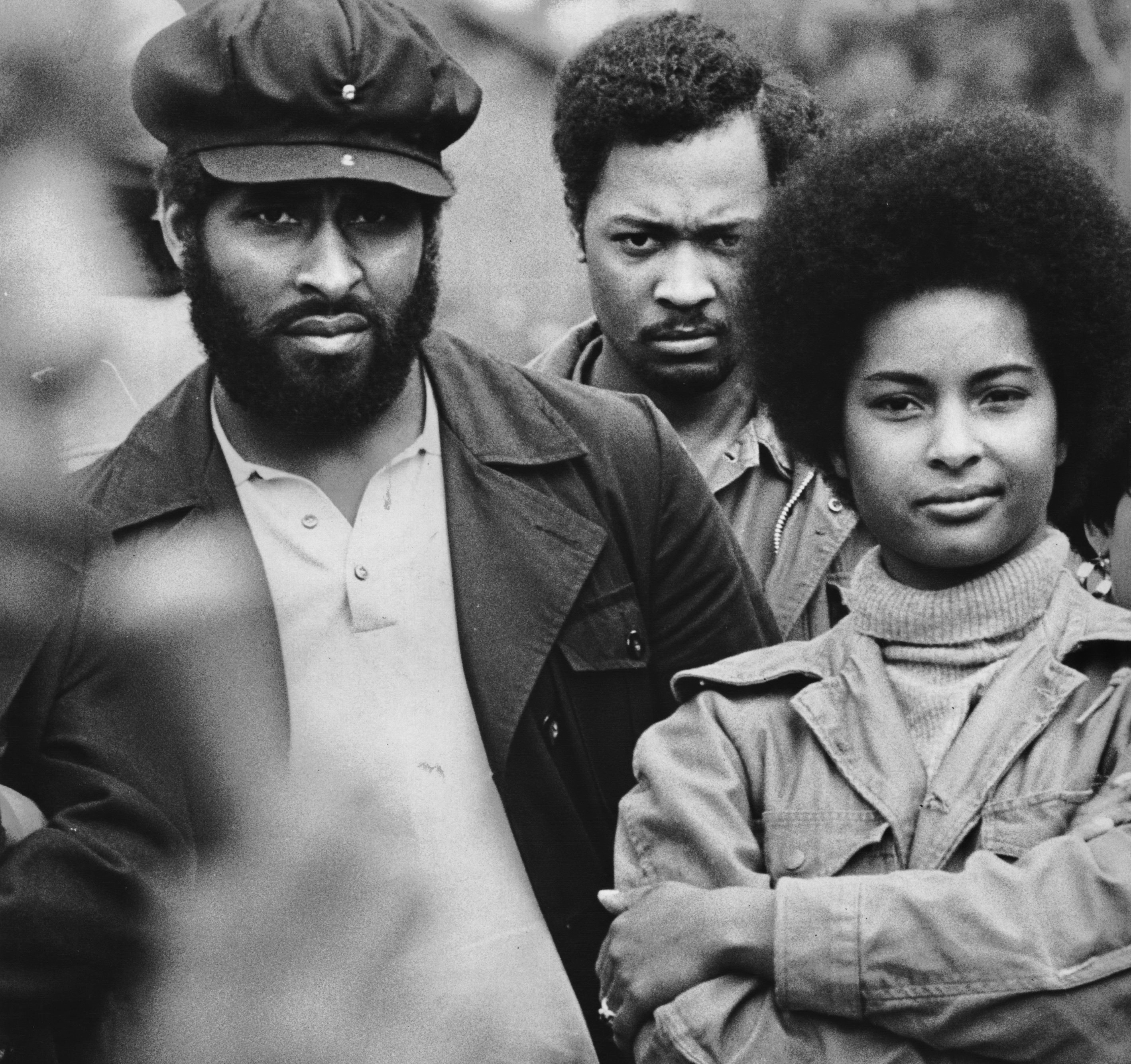 Long before 'Defund Police' movement, Portland's Black Panthers ...