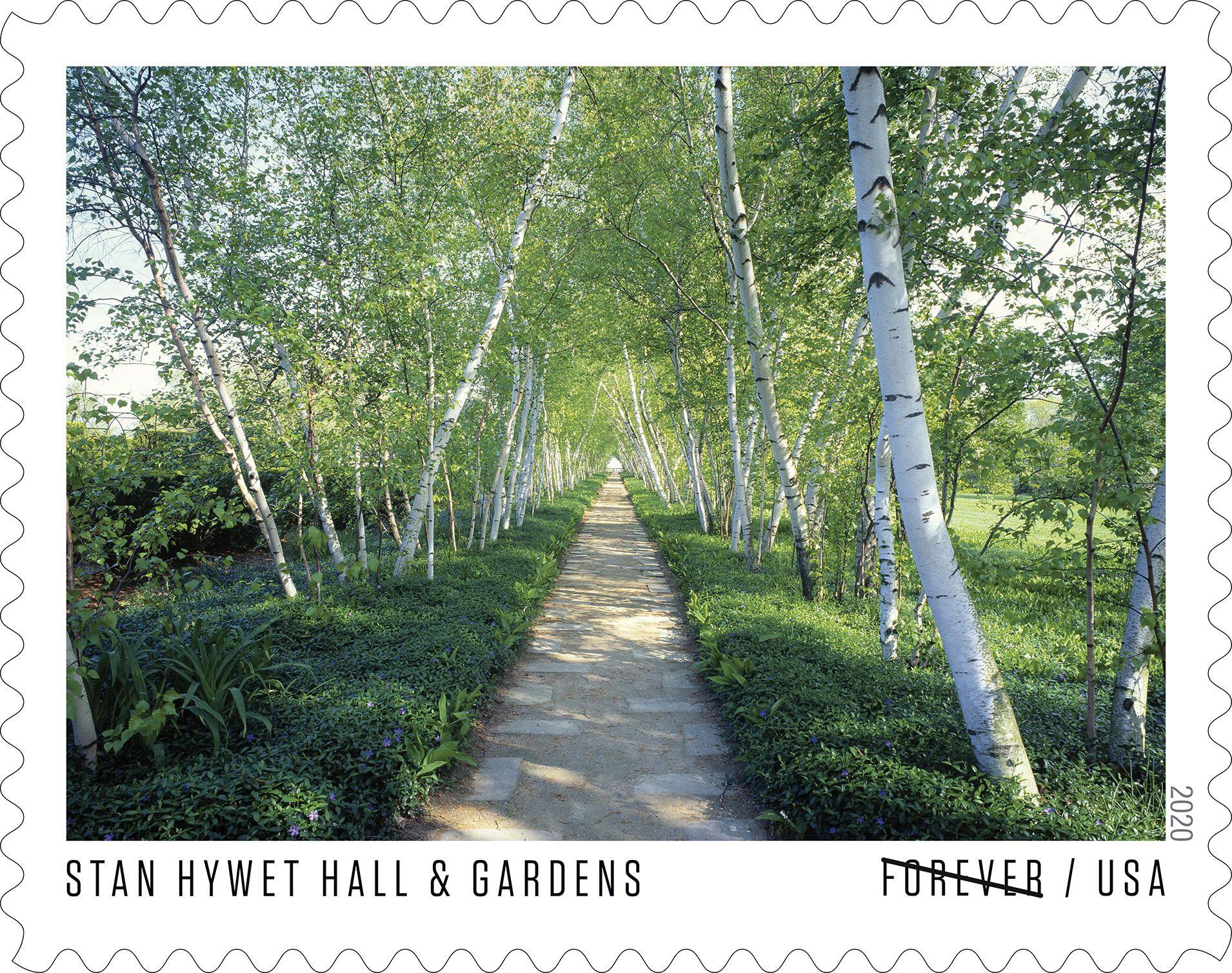 Stan Hywet Tree Garden Featured On U S