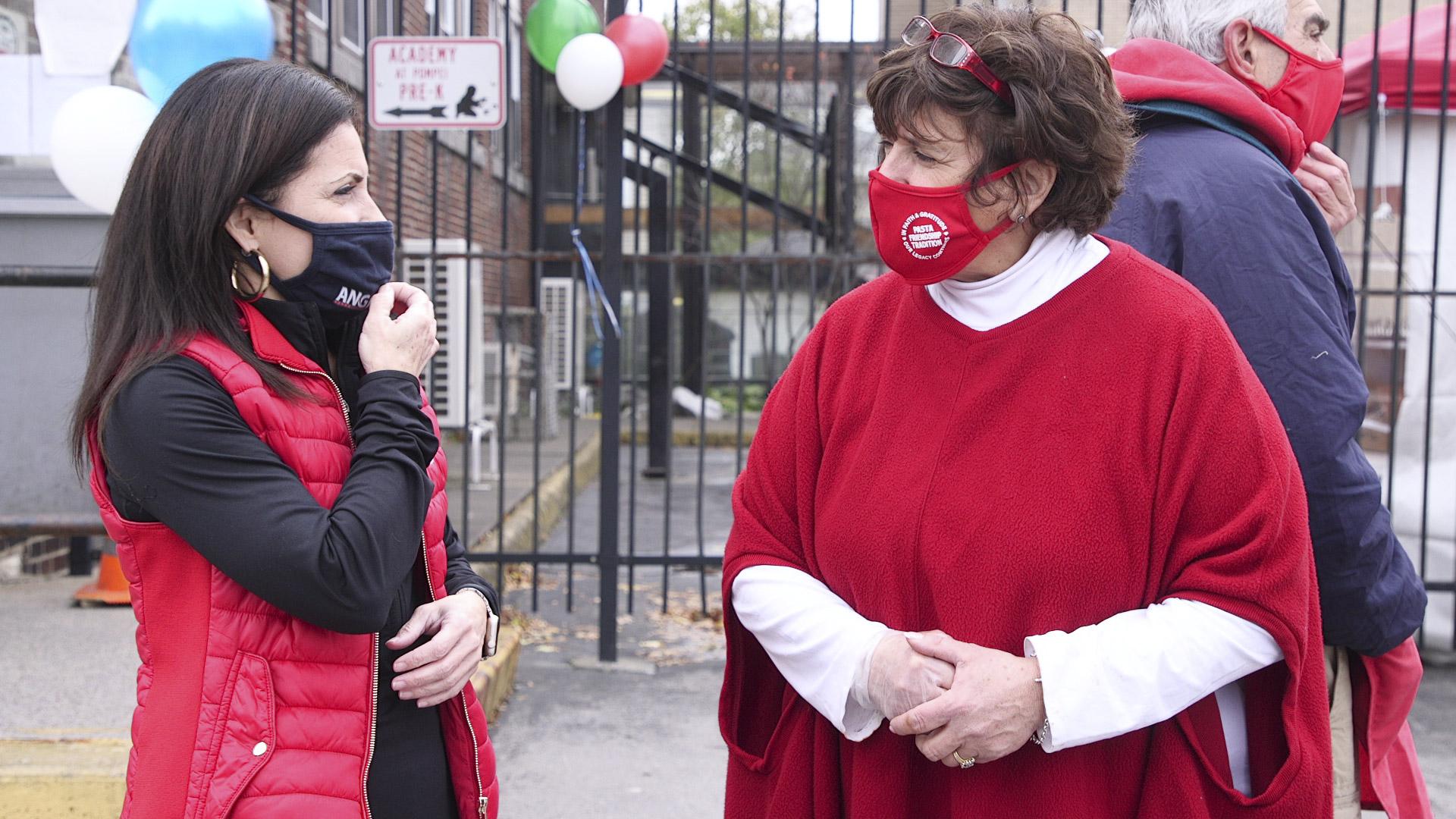 Angi Renna's run to the NY Senate: How