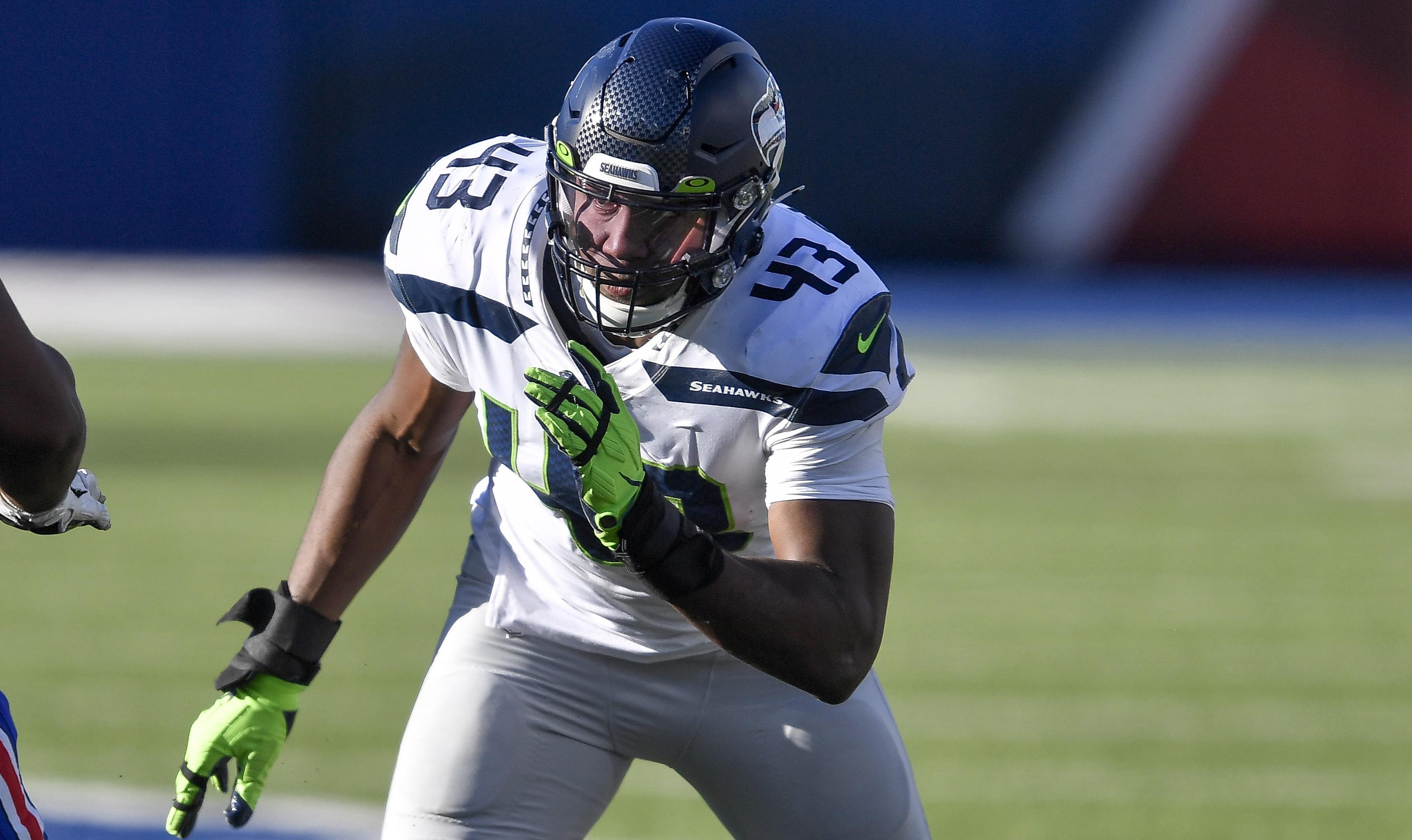 Seattle Seahawks' Carlos Dunlap's foot injury is 'nothing serious ...