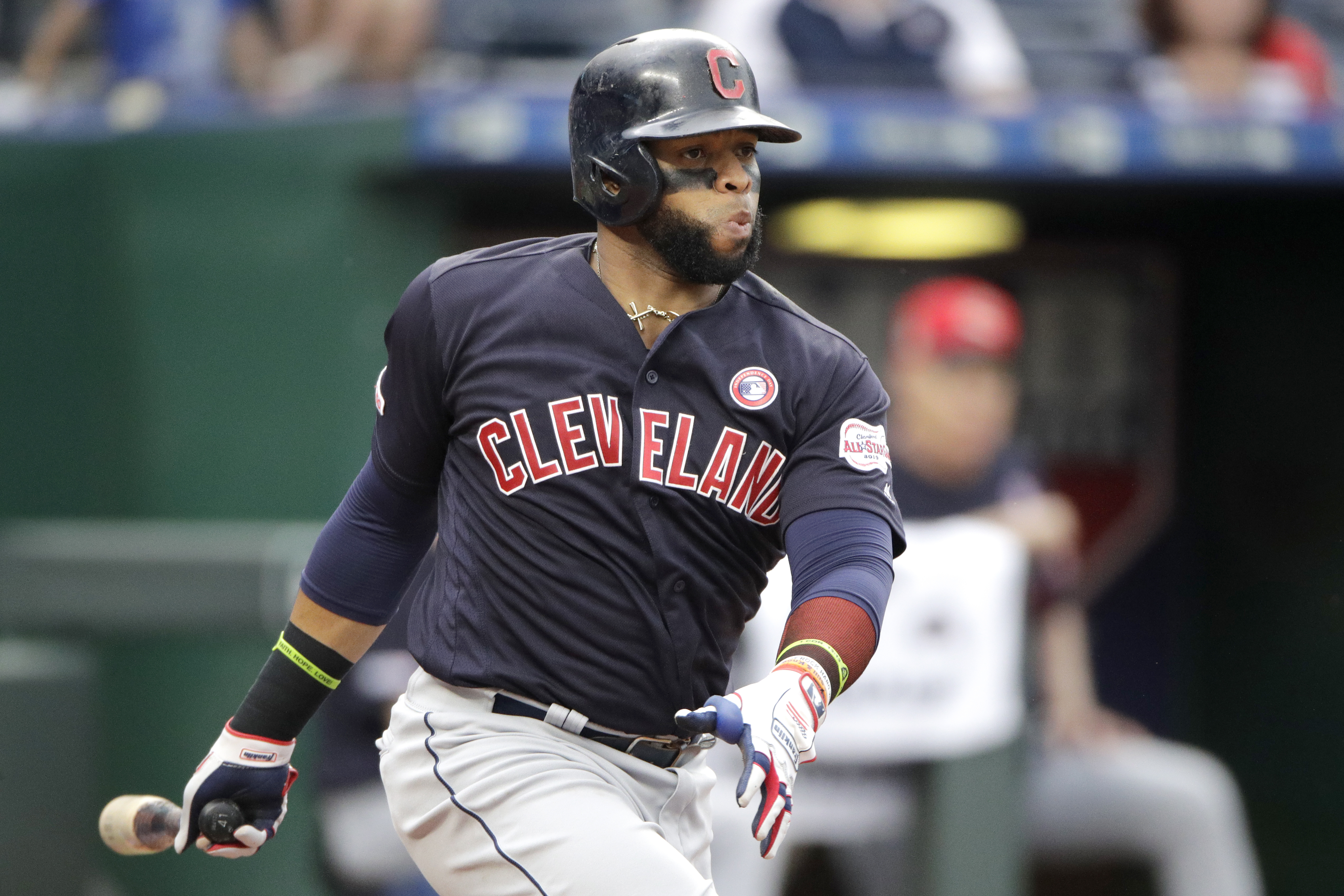 Carlos Santana agrees to two-year deal worth $17.5 million with ...