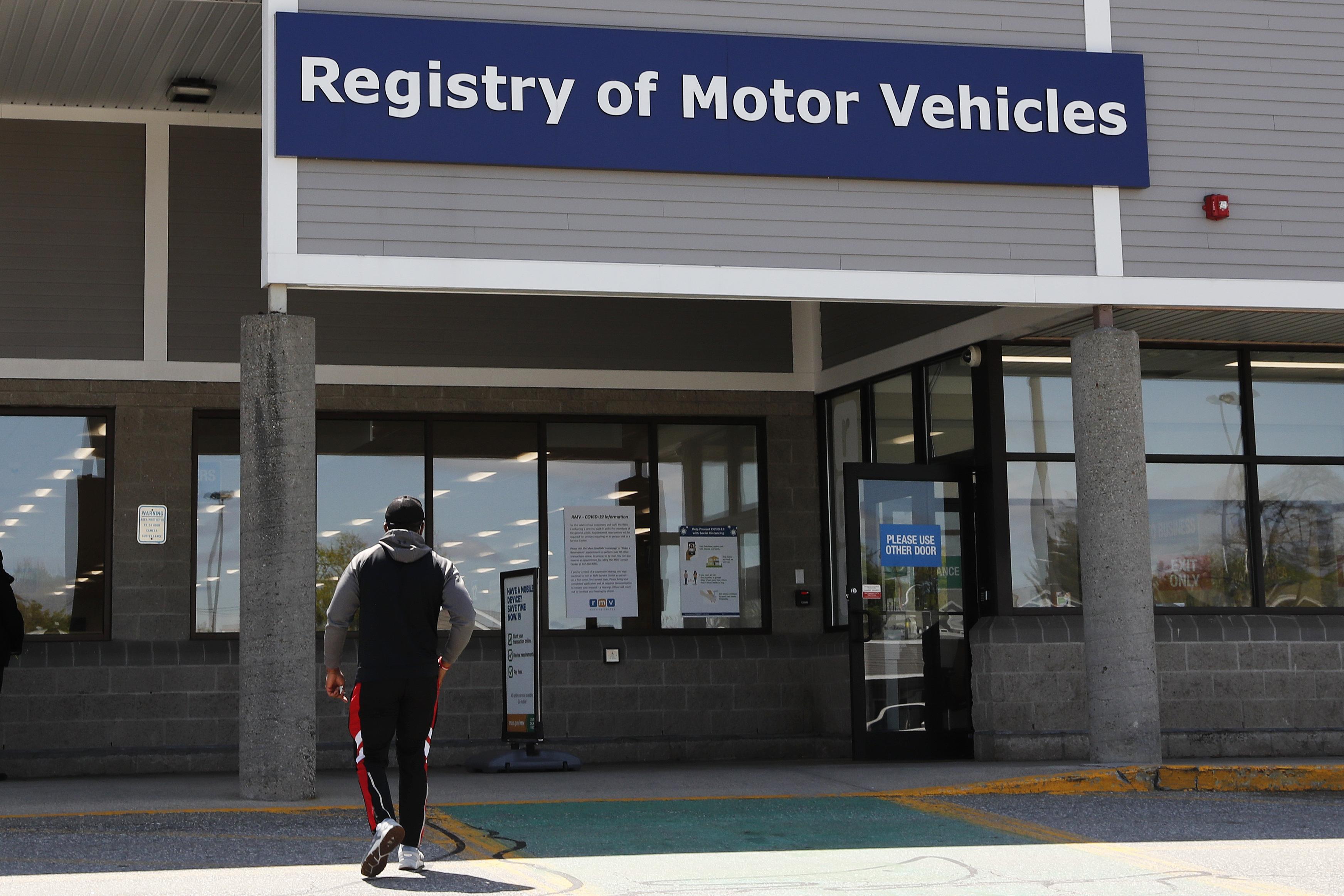 Massachusetts Registry of Motor Vehicles extending dedicated hours