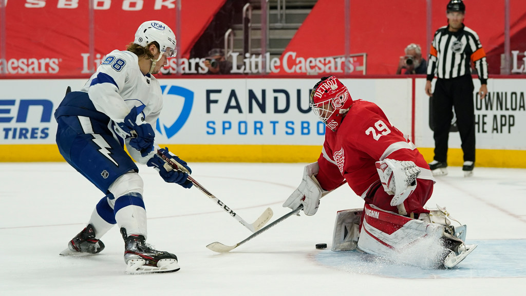 Red Wings' Jeff Blashill: 'No doubt we're a better team,' after topping  2019-20 win total