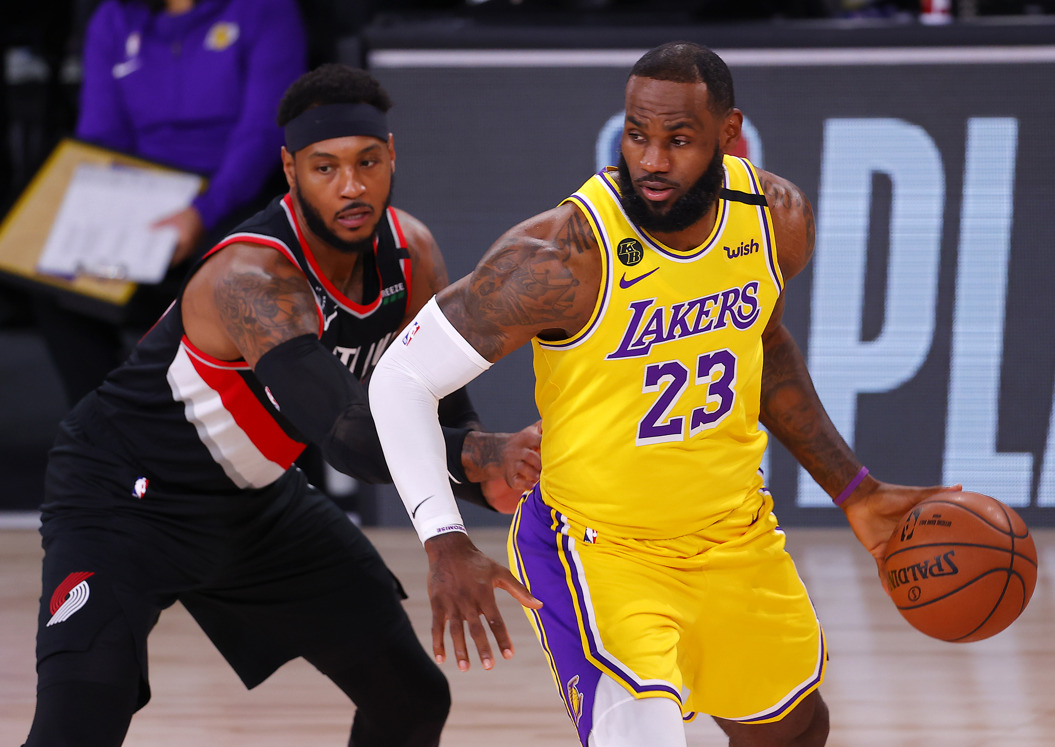 Carmelo Anthony gaining interest from L.A. Lakers in NBA free agency, per  report - oregonlive.com