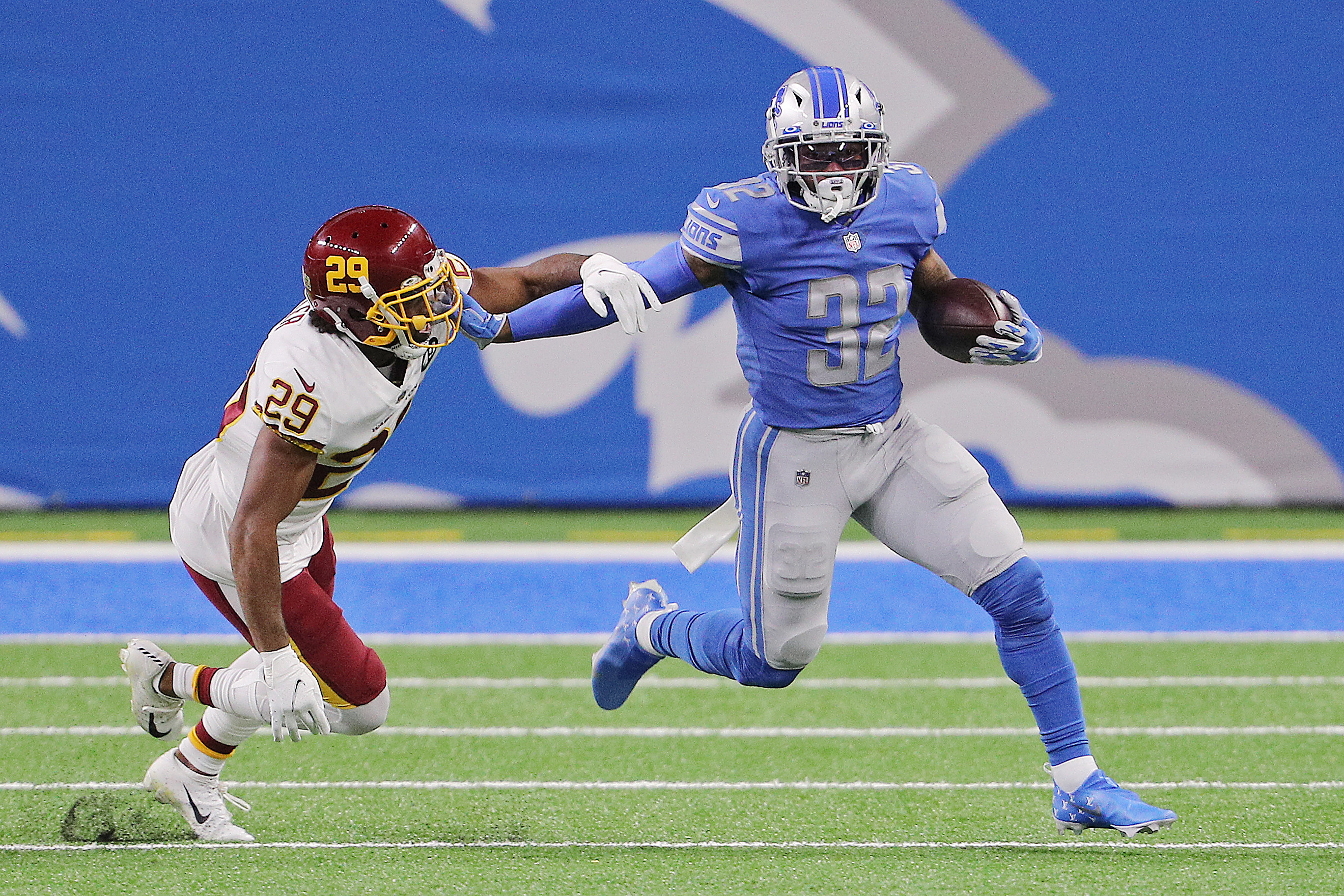 Lions rookie RB D'Andre Swift's Week 13 status trending in right direction  after all - mlive.com