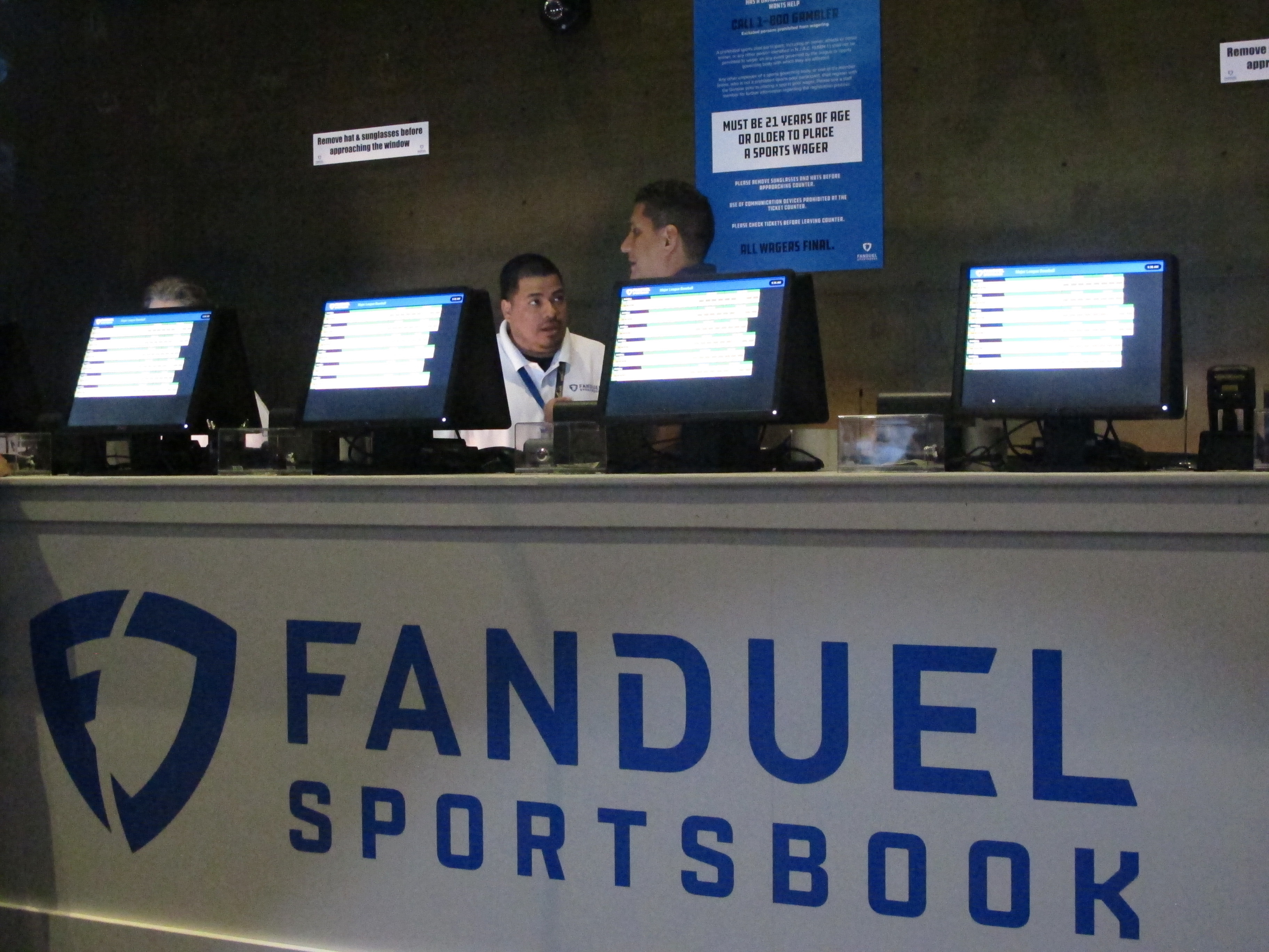 jobs to do with sports betting