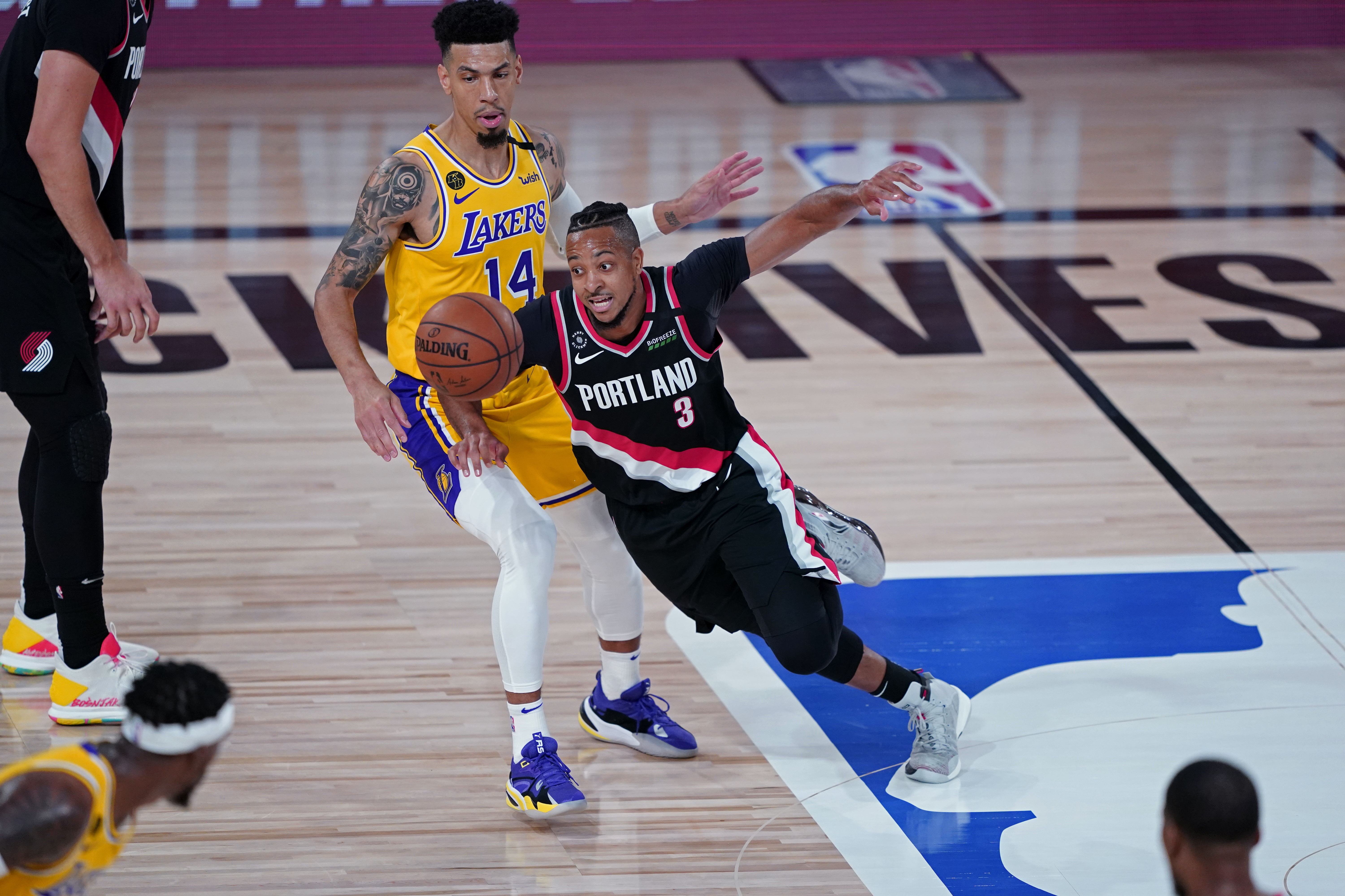 Portland Trail Blazers Far From Comfortable Up 1 0 On Los Angeles Lakers Game 2 Preview Odds Time Tv Channel How To Watch Free Live Stream Online Oregonlive Com