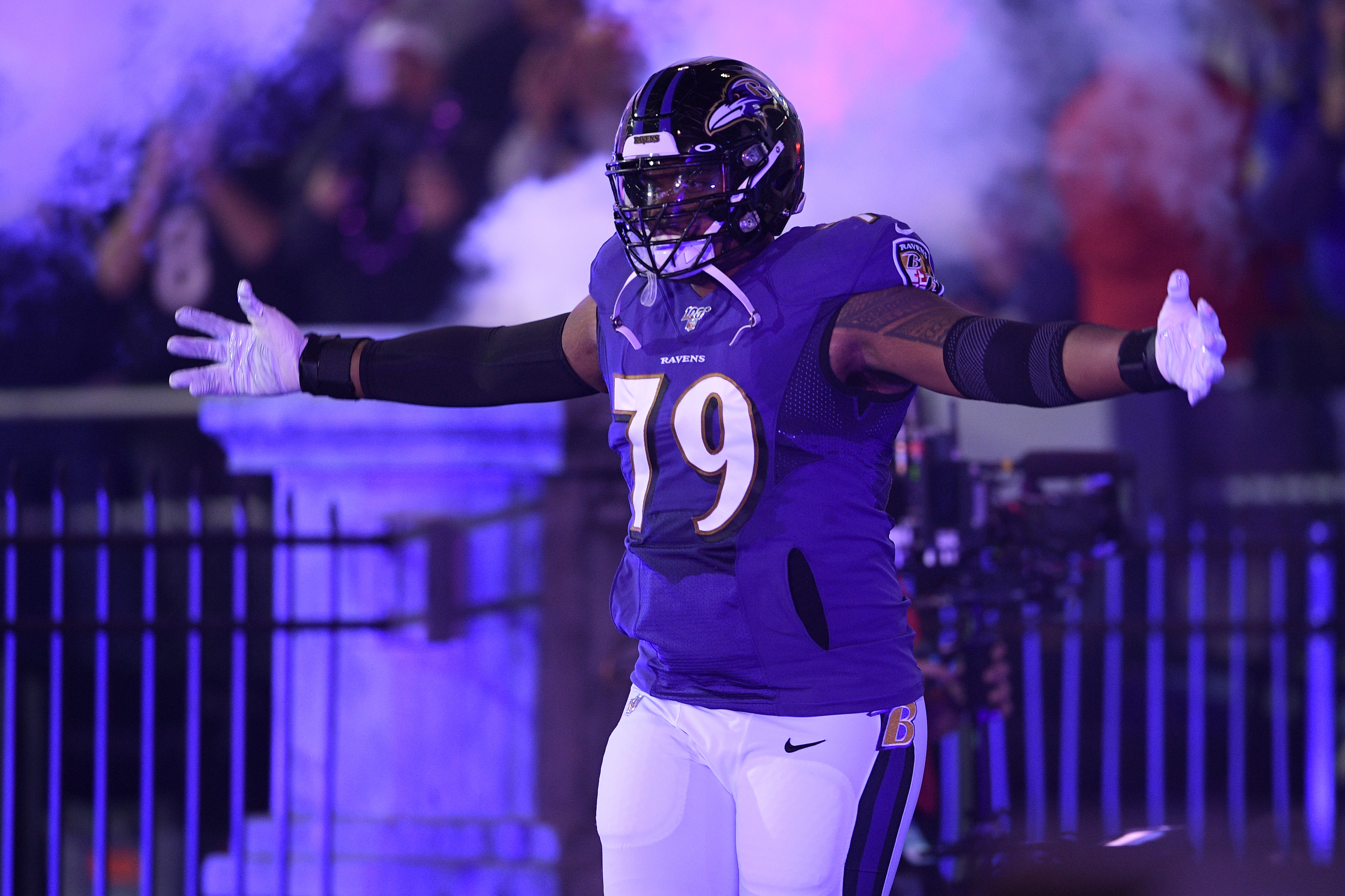 Baltimore Ravens' Ronnie Stanley sees a void to fill on the ...