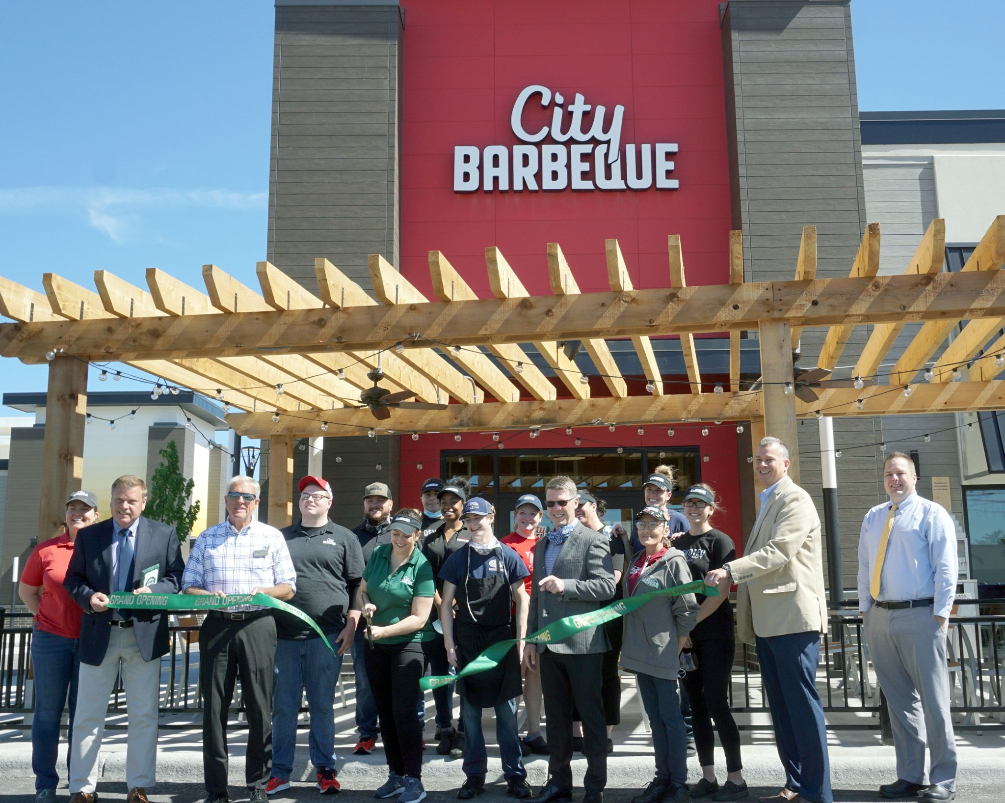 Fast Casual City Barbeque Opens In Strongsville Cleveland Com Weather in strongsville for today, tomorrow and week. fast casual city barbeque opens in