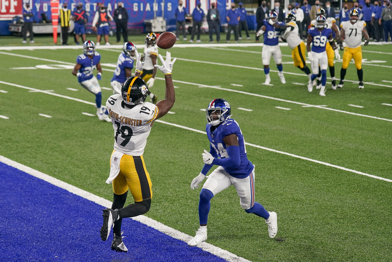 NY Giants lose season opener, 26-16, to Pittsburgh Steelers in empty MetLife Stadium - syracuse.com